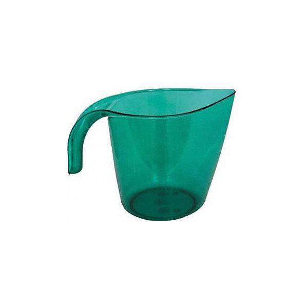 Кружка мерная 1л. , AlternativaДетская посуда<br>Кружка мерная 1л. , Alternativa поможет вам точно и  без затруднений отмерить нужное количество продукта. Кружка имеет удобный носик для слива и мерную шкалу относительно муки, риса, соли и сахара на внешней стороне. Мерная кружка изготовлена из 100-процентного пластика, поэтому в пищу не  попадут вредные вещества. <br><br>Дополнительная информация:<br> -Объем: 1 л<br> -Цвет: прозрачный<br> -Материал: 100% пластик <br>  -Марка: Alternativa<br><br>Кружка мерная 1л. , Alternativa  вы можете приобрести в нашем интернет-магазине.<br><br>Ширина мм: 210<br>Глубина мм: 130<br>Высота мм: 135<br>Вес г: 125<br>Возраст от месяцев: 6<br>Возраст до месяцев: 588<br>Пол: Унисекс<br>Возраст: Детский<br>SKU: 5096634