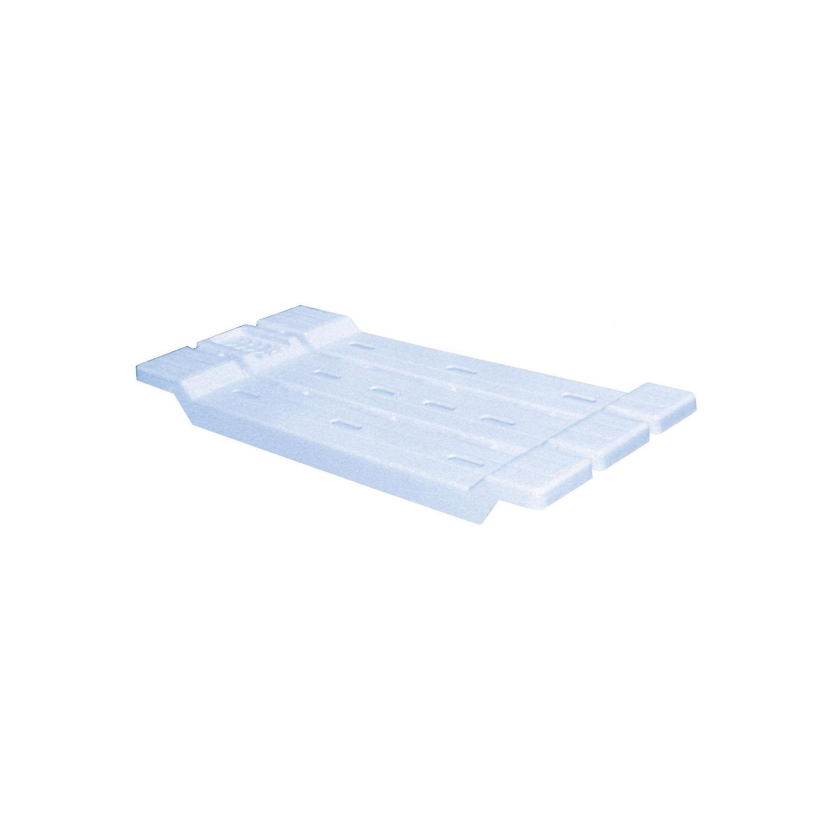 Полка для ванной (сиденье), Alternativa, голубой