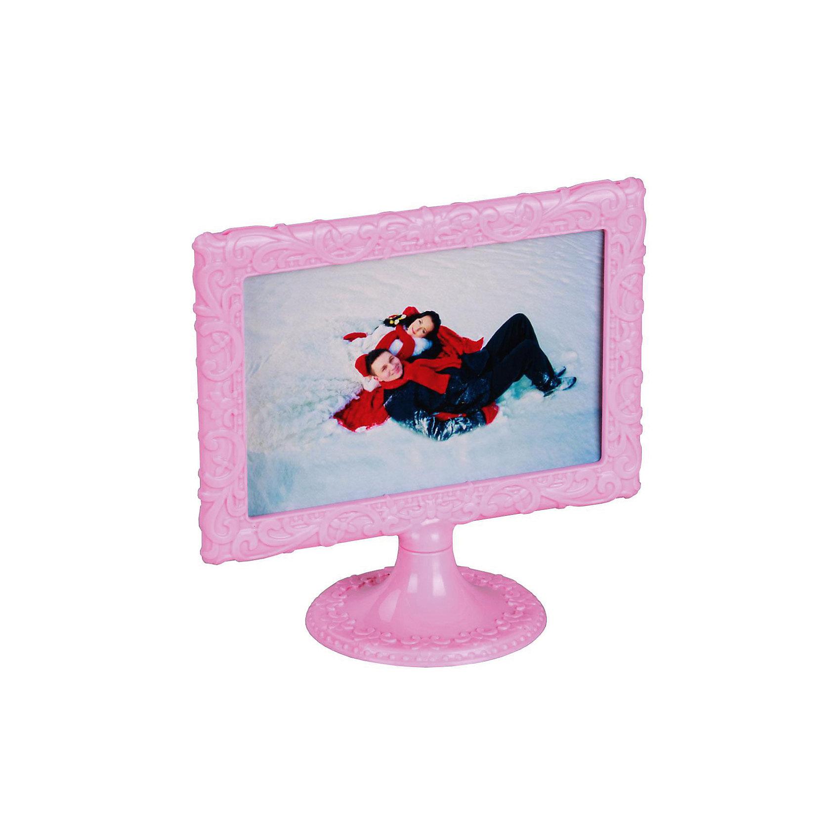 Рамка для фото, Alternativa, 10х15 Ажур горизонталь., Alternativa, розовыйПредметы интерьера<br>Характеристики:<br><br>• Предназначение: для фотографий, вышивок, картинок<br>• Материал: пластик<br>• Цвет: розовый <br>• Размер (Д*Ш*В):  12,5*8,5*21,5 см<br>• Для фото и картинок размером 10*15 см<br>• Наличие круглой подставки<br>• Декор: ажур<br>• Форма: прямоугольная, горизонтальная<br>• Особенности ухода: разрешается протирать влажной губкой<br><br>Рамка д\фото, Alternativa, 10х15 Ажур горизонталь., Alternativa, розовый изготовлен отечественным производителем ООО ЗПИ Альтернатива, который специализируется на выпуске широкого спектра изделий и предметов мебели из пластика. Рамка выполнена из экологически безопасного материала, устойчивого к механическим повреждениям и изменению цвета. Имеет компактный размер, легкий вес, круглую устойчивую подставку и классическую прямоугольную форму. Рамка оформлена ажурным объемным декором. Рамку-поставку можно использовать не только для оформления фотографий, но и для вышивок, картинок, что позволит создать яркие детали вашего интерьера. Рамка д\фото, Alternativa, 10х15 Ажур горизонталь., Alternativa, розовый может стать прекрасным решением для подарка к любому празднику.<br><br>Рамку д\фото, Alternativa, 10х15 Ажур горизонталь., Alternativa, розовую можно купить в нашем интернет-магазине.<br><br>Ширина мм: 125<br>Глубина мм: 90<br>Высота мм: 215<br>Вес г: 57<br>Возраст от месяцев: -2147483648<br>Возраст до месяцев: 2147483647<br>Пол: Женский<br>Возраст: Детский<br>SKU: 5096678