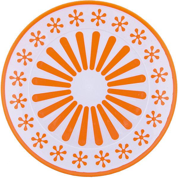 Тарелка Валенсия, Alternativa, оранжевый-белыйДетская посуда<br>Характеристики:<br><br>• Предназначение: для пищевых продуктов<br>• Материал: пластик<br>• Цвет: оранжевый, белый<br>• Размер (Д*Ш*В):  19*19*20 см<br>• Особенности ухода: разрешается мыть<br><br>Тарелка Валенсия, Alternativa, оранжевый-белый изготовлена отечественным производителем ООО ЗПИ Альтернатива, который специализируется на выпуске широкого спектра изделий и предметов мебели из пластика. Тарелка выполнена из экологически безопасного пищевого пластика, устойчивого к механическим повреждениям и изменению цвета. Ее можно использовать для холодных пищевых продуктов, в качестве вазы для фруктов или кондитерских изделий.Тарелка выполнена в ярком дизайне. Изделие имеет компактный размер и легкий вес, поэтому его удобно брать с собой на природу и дачу. <br><br>Тарелку Валенсия, Alternativa, оранжевый-белый можно купить в нашем интернет-магазине.<br><br>Ширина мм: 190<br>Глубина мм: 190<br>Высота мм: 2<br>Вес г: 74<br>Возраст от месяцев: 36<br>Возраст до месяцев: 84<br>Пол: Унисекс<br>Возраст: Детский<br>SKU: 5096702