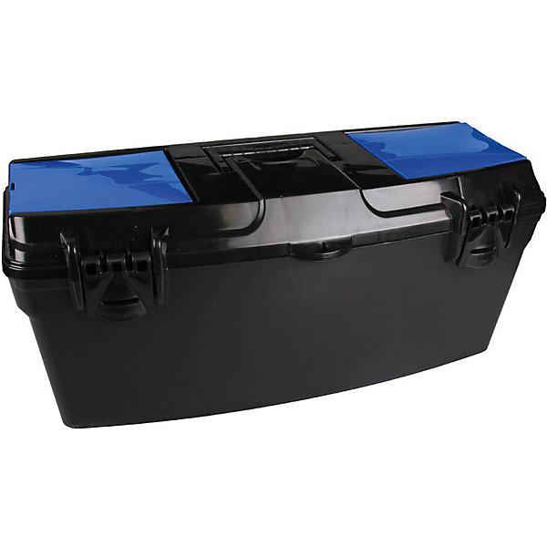 Ящик для инструментов (585х255х250), AlternativaЯщики для игрушек<br>Ящик для инструментов (585х255х250), Alternativa (Альтернатива).   <br><br>Характеристика:<br><br>• Материал: пластик. <br>• Размер: 58х25,5х25 см. <br>• Ручка для переноски. <br>• Закрывается на два клапана.<br>• Удобная внутренняя крышка с отверстиями для мелочей. <br>• Легко моется.<br><br>Практичный и вместительный ящик для инструментов - незаменимая вещь в любом доме, а так же на даче или в гараже! Ящик для инструментов Alternativa изготовлен из экологичного прочного пластика, закрывается на два клапана, оформлен ярким рисунком, имеет удобную ручку для переноски. Внутри модели предусмотрена дополнительная крышка, в которой есть отверстия-выемки для различных мелочей. <br><br>Ящик для инструментов (585х255х250), Alternativa (Альтернатива), можно купить в нашем магазине.<br>Ширина мм: 585; Глубина мм: 255; Высота мм: 250; Вес г: 1651; Возраст от месяцев: 6; Возраст до месяцев: 84; Пол: Унисекс; Возраст: Детский; SKU: 5096728;