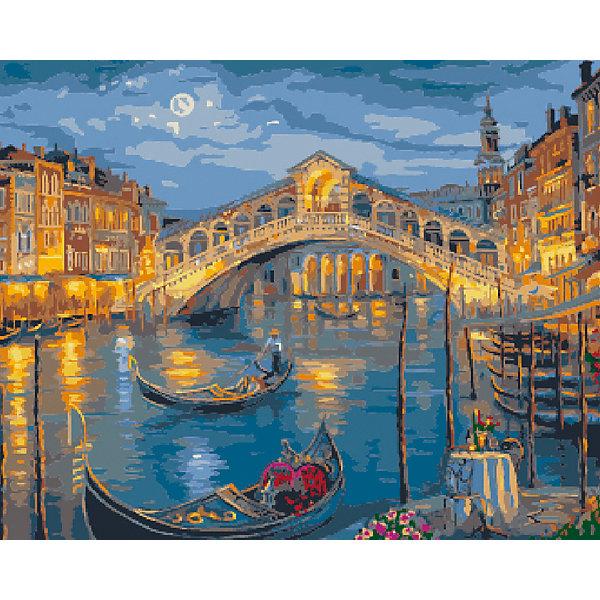 Холст с красками по номерам Венеция, мост Риальто 40х50 смРаскраски по номерам<br>замечательные наборы для создания уникального шедевра изобразительного искусства. Создание картин на специально подготовленной рабочей поверхности – это уникальная техника, позволяющая делать Ваши шедевры более яркими и реалистичными. Просто нанесите мазки на уже готовый эскиз и оживите картину! Готовые изделия могут стать украшением интерьера или прекрасным подарком близким и друзьям.<br><br>Ширина мм: 510<br>Глубина мм: 410<br>Высота мм: 25<br>Вес г: 900<br>Возраст от месяцев: 36<br>Возраст до месяцев: 108<br>Пол: Унисекс<br>Возраст: Детский<br>SKU: 5096755