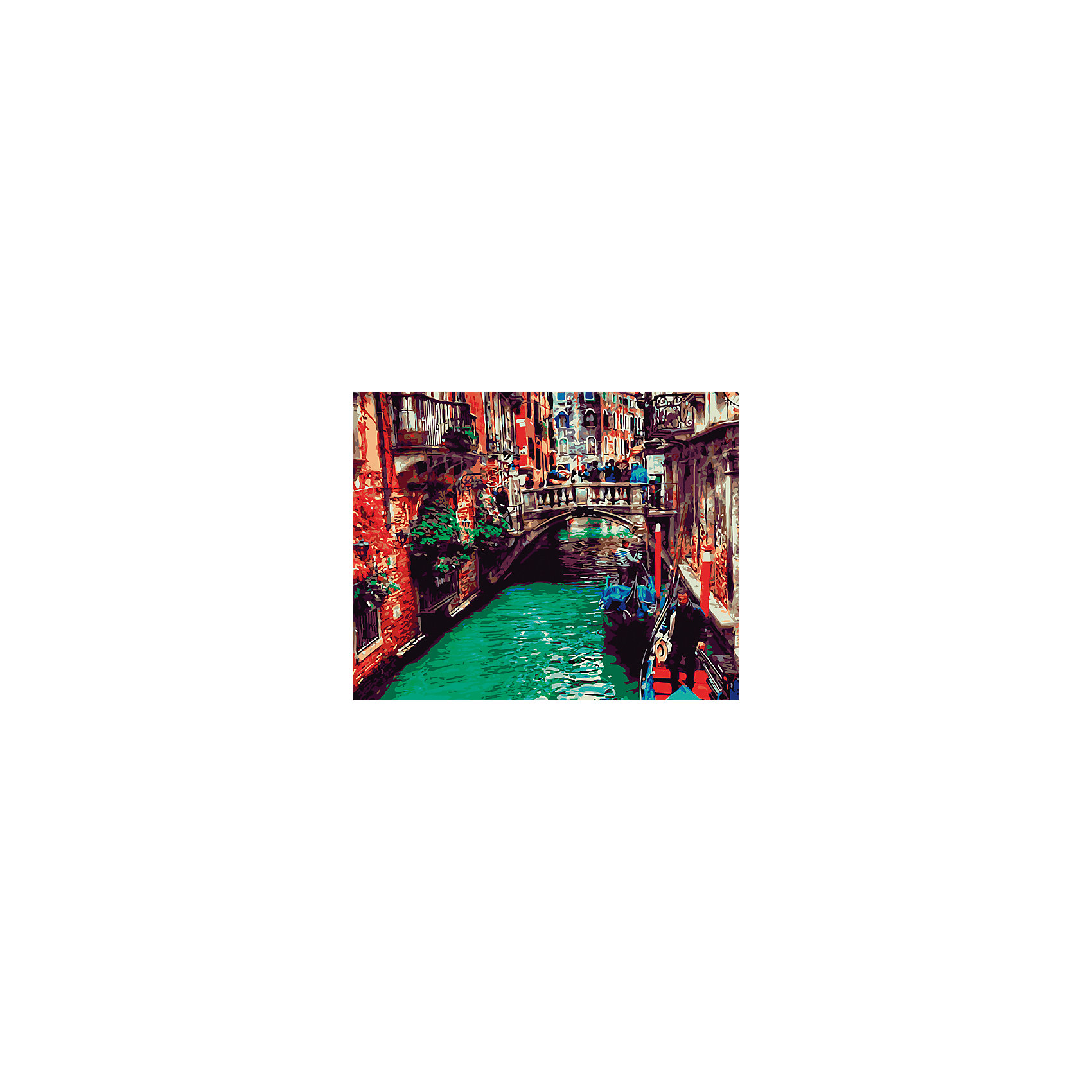 Холст с красками по номерам Канал в Венеции 40х50 смзамечательные наборы для создания уникального шедевра изобразительного искусства. Создание картин на специально подготовленной рабочей поверхности – это уникальная техника, позволяющая делать Ваши шедевры более яркими и реалистичными. Просто нанесите мазки на уже готовый эскиз и оживите картину! Готовые изделия могут стать украшением интерьера или прекрасным подарком близким и друзьям.<br><br>Ширина мм: 510<br>Глубина мм: 410<br>Высота мм: 25<br>Вес г: 900<br>Возраст от месяцев: 36<br>Возраст до месяцев: 108<br>Пол: Унисекс<br>Возраст: Детский<br>SKU: 5096770