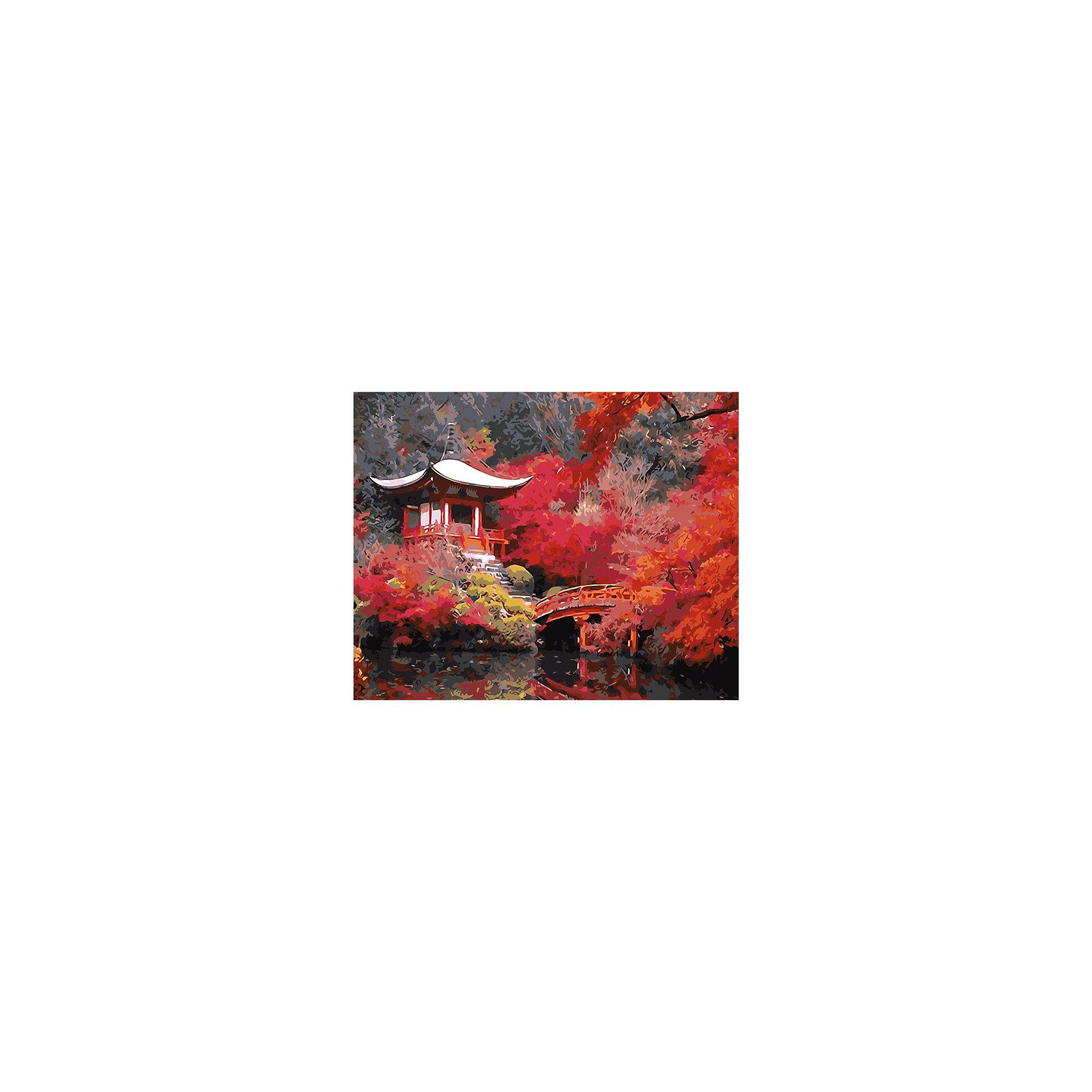 Холст с красками по номерам Китайская архитектура 40х50 смзамечательные наборы для создания уникального шедевра изобразительного искусства. Создание картин на специально подготовленной рабочей поверхности – это уникальная техника, позволяющая делать Ваши шедевры более яркими и реалистичными. Просто нанесите мазки на уже готовый эскиз и оживите картину! Готовые изделия могут стать украшением интерьера или прекрасным подарком близким и друзьям.<br><br>Ширина мм: 510<br>Глубина мм: 410<br>Высота мм: 25<br>Вес г: 900<br>Возраст от месяцев: 36<br>Возраст до месяцев: 108<br>Пол: Унисекс<br>Возраст: Детский<br>SKU: 5096771