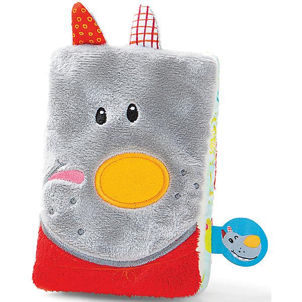 Смартфон Волк Николас: мягкая интерактивная игрушка