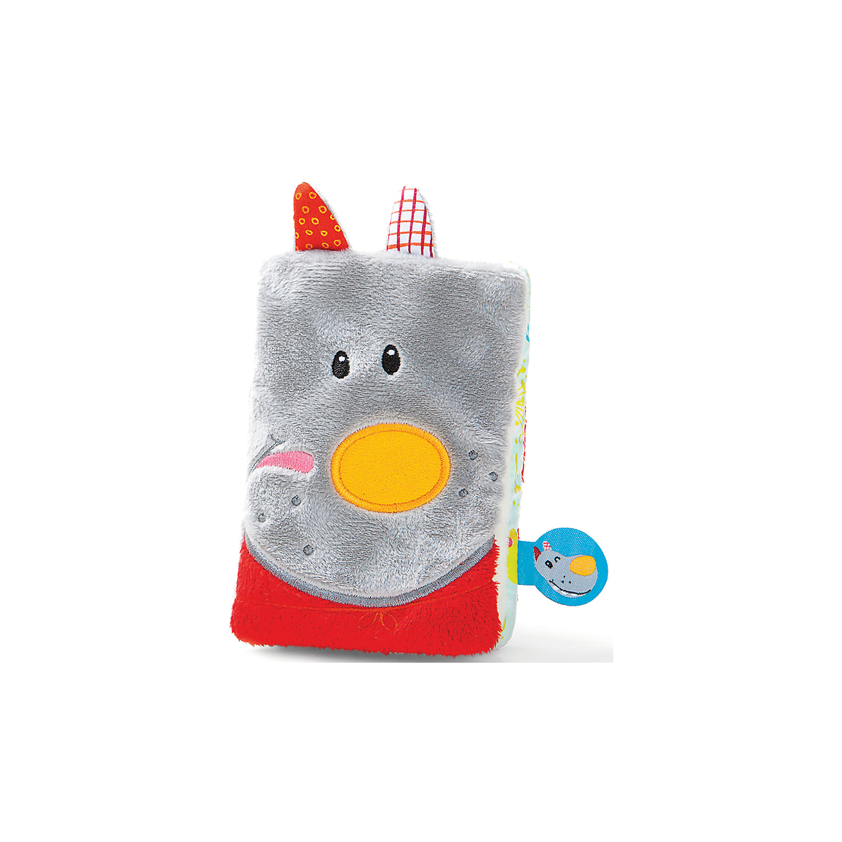 Liliputiens Смартфон Волк Николас: мягкая интерактивная игрушка, Lilliputiens игрушка смартфон