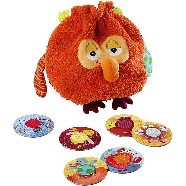 Кружочки-пазлы Совенок Марсель, LilliputiensПазлы для малышей<br>Характеристики товара:<br><br>- цвет: разноцветный;<br>- материал: текстиль, картон; <br>- габариты упаковки: 18х15х18 см;<br>- вес: 340 г;<br>- комплектация: сумочка, кружочки-пазлы;<br>- возраст: 3 +.<br><br>Совенок – увлекательная развивающая игрушка для малышей. Марсель развивает память и терпение малыша. В игре есть мягкая игрушка – сумочка и кружочки-пазлы, которым нужно найти пару, поочередно переворачивая любые картинки. Яркие цвета, красивые иллюстрации сделают совенка любимой обучающей игрушкой вашего малыша! Материалы, использованные при изготовлении изделия, абсолютно безопасны и полностью отвечают международным требованиям по качеству детских товаров.<br><br>Игрушку Кружочки-пазлы Совенок Марсель от бренда Liliputiens можно купить в нашем интернет-магазине.<br><br>Ширина мм: 18<br>Глубина мм: 15<br>Высота мм: 18<br>Вес г: 340<br>Возраст от месяцев: 24<br>Возраст до месяцев: 2147483647<br>Пол: Мужской<br>Возраст: Детский<br>SKU: 5097376