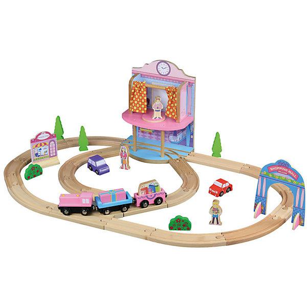 Конструктор Железная дорога, 36 деталей, BalbiДеревянные конструкторы<br>Характеристики товара:<br><br>- цвет: разноцветный;<br>- материал: дерево, пластик;<br>- деталей: 36;<br>- размер дороги в собранном виде: 75х47 см;<br>- комплектация: поезд, железная дорога, декорации.<br><br>Конструкторы могут не только развлекать ребенка, но и помогать его всестороннему развитию. Этот набор предназначен для формирования разных навыков, он помогает развить тактильное восприятие, мелкую моторику, воображение, внимание и логику.<br>Изделие представляет собой набор: поезд с вагонами на магнитах, железная дорога, декорации. Построить из этого целый город ребенок сможет без труда. С такими декорациями можно придумать множество игр! Изделие произведено из качественных материалов, безопасных для ребенка. Набор станет отличным подарком детям!<br><br>Конструктор Железная дорога, 36 деталей, от бренда Balbi можно купить в нашем интернет-магазине.<br><br>Ширина мм: 235<br>Глубина мм: 375<br>Высота мм: 60<br>Вес г: 1967<br>Возраст от месяцев: 36<br>Возраст до месяцев: 2147483647<br>Пол: Унисекс<br>Возраст: Детский<br>SKU: 5097523