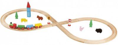 Конструктор Железная дорога , 32 деталей, Balbi