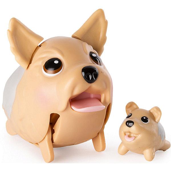 Коллекционная фигурка Йоркширский терьер, Chubby PuppiesИгровые фигурки животных<br>Характеристики товара:<br><br>- цвет: разноцветный;<br>- материал: пластик;<br>- размер упаковки: 15х8х11 см;<br>- вес: 200 г;<br>- комплектация: большая и маленькая фигурки. <br><br>Игрушки от бренда Chubby Puppies - это симпатичные собачки, которые умеют забавно двигаться. Эта игрушка очень качественно выполнена, поэтому она станет отличным подарком ребенку. Такое изделие отлично тренирует у ребенка разные навыки: играя с ней, малыш развивает мелкую моторику, цветовосприятие, внимание, воображение и творческое мышление.<br>Данная модель дополнена маленькой копией животного! Из этих фигурок можно собрать целую коллекцию! Изделие произведено из высококачественного материала, безопасного для детей.<br><br>Коллекционную фигурку Йоркширский терьер от бренда Chubby Puppies можно купить в нашем интернет-магазине.<br><br>Ширина мм: 80<br>Глубина мм: 110<br>Высота мм: 150<br>Вес г: 195<br>Возраст от месяцев: 36<br>Возраст до месяцев: 2147483647<br>Пол: Унисекс<br>Возраст: Детский<br>SKU: 5097944
