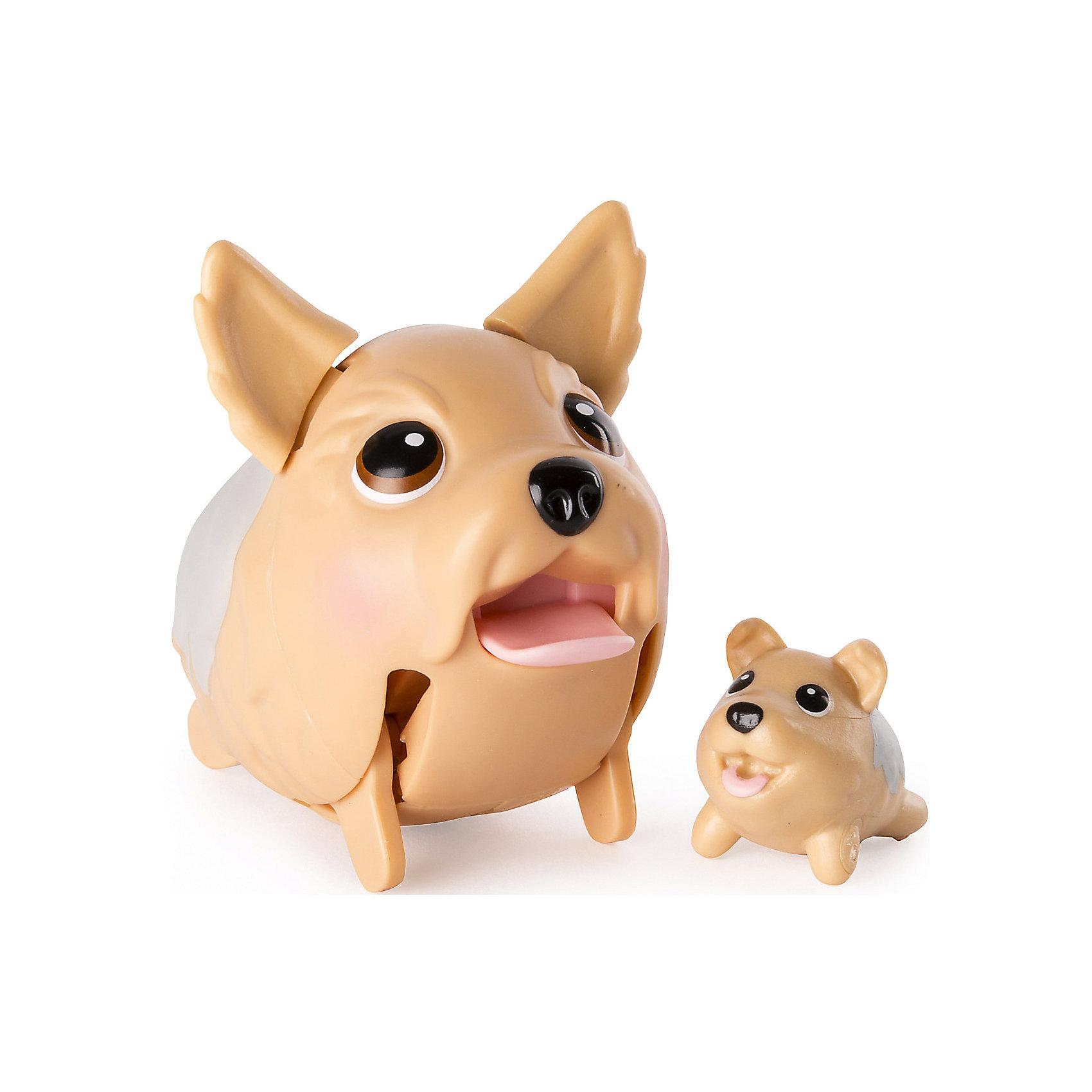 Коллекционная фигурка Йоркширский терьер, Chubby PuppiesЛюбимые герои<br>Характеристики товара:<br><br>- цвет: разноцветный;<br>- материал: пластик;<br>- размер упаковки: 15х8х11 см;<br>- вес: 200 г;<br>- комплектация: большая и маленькая фигурки. <br><br>Игрушки от бренда Chubby Puppies - это симпатичные собачки, которые умеют забавно двигаться. Эта игрушка очень качественно выполнена, поэтому она станет отличным подарком ребенку. Такое изделие отлично тренирует у ребенка разные навыки: играя с ней, малыш развивает мелкую моторику, цветовосприятие, внимание, воображение и творческое мышление.<br>Данная модель дополнена маленькой копией животного! Из этих фигурок можно собрать целую коллекцию! Изделие произведено из высококачественного материала, безопасного для детей.<br><br>Коллекционную фигурку Йоркширский терьер от бренда Chubby Puppies можно купить в нашем интернет-магазине.<br><br>Ширина мм: 80<br>Глубина мм: 110<br>Высота мм: 150<br>Вес г: 195<br>Возраст от месяцев: 36<br>Возраст до месяцев: 2147483647<br>Пол: Унисекс<br>Возраст: Детский<br>SKU: 5097944