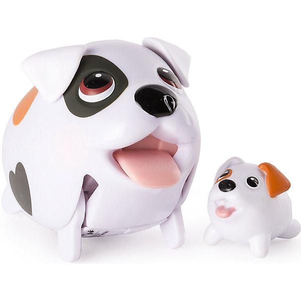 Коллекционная фигурка Джек Рассел, Chubby PuppiesФигурки из мультфильмов<br>Характеристики товара:<br><br>- цвет: разноцветный;<br>- материал: пластик;<br>- размер упаковки: 15х8х11 см;<br>- вес: 200 г;<br>- комплектация: большая и маленькая фигурки. <br><br>Игрушки от бренда Chubby Puppies - это симпатичные собачки, которые умеют забавно двигаться. Эта игрушка очень качественно выполнена, поэтому она станет отличным подарком ребенку. Такое изделие отлично тренирует у ребенка разные навыки: играя с ней, малыш развивает мелкую моторику, цветовосприятие, внимание, воображение и творческое мышление.<br>Данная модель дополнена маленькой копией животного! Из этих фигурок можно собрать целую коллекцию! Изделие произведено из высококачественного материала, безопасного для детей.<br><br>Коллекционную фигурку Джек Рассел от бренда Chubby Puppies можно купить в нашем интернет-магазине.<br><br>Ширина мм: 80<br>Глубина мм: 110<br>Высота мм: 150<br>Вес г: 195<br>Возраст от месяцев: 36<br>Возраст до месяцев: 2147483647<br>Пол: Унисекс<br>Возраст: Детский<br>SKU: 5097945