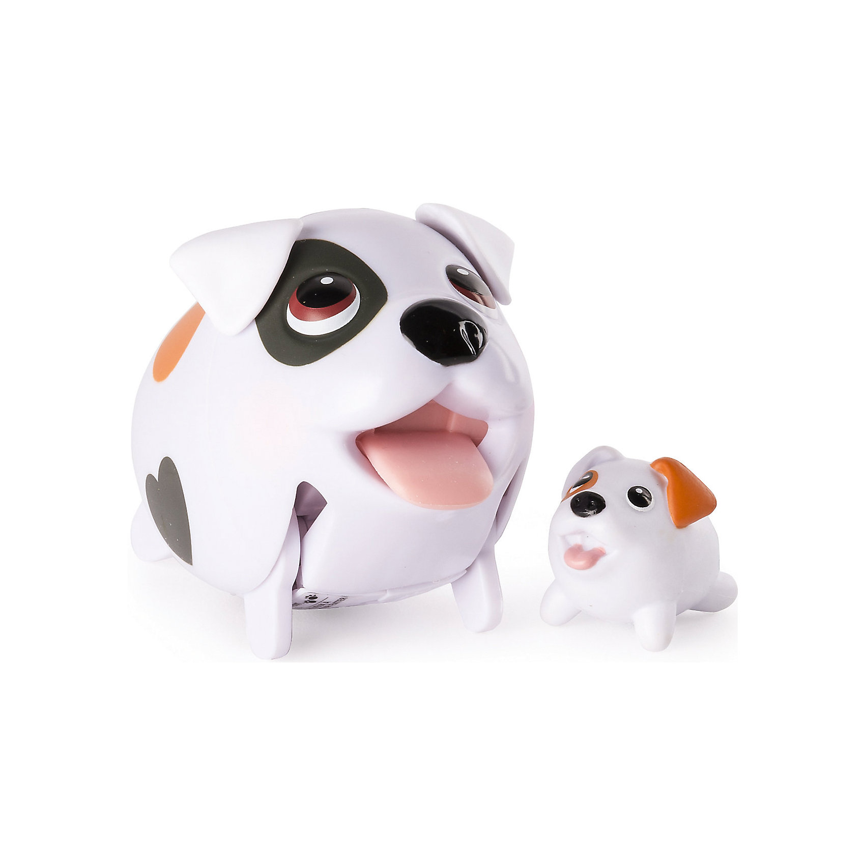 Коллекционная фигурка Джек Рассел, Chubby PuppiesЛюбимые герои<br>Характеристики товара:<br><br>- цвет: разноцветный;<br>- материал: пластик;<br>- размер упаковки: 15х8х11 см;<br>- вес: 200 г;<br>- комплектация: большая и маленькая фигурки. <br><br>Игрушки от бренда Chubby Puppies - это симпатичные собачки, которые умеют забавно двигаться. Эта игрушка очень качественно выполнена, поэтому она станет отличным подарком ребенку. Такое изделие отлично тренирует у ребенка разные навыки: играя с ней, малыш развивает мелкую моторику, цветовосприятие, внимание, воображение и творческое мышление.<br>Данная модель дополнена маленькой копией животного! Из этих фигурок можно собрать целую коллекцию! Изделие произведено из высококачественного материала, безопасного для детей.<br><br>Коллекционную фигурку Джек Рассел от бренда Chubby Puppies можно купить в нашем интернет-магазине.<br><br>Ширина мм: 80<br>Глубина мм: 110<br>Высота мм: 150<br>Вес г: 195<br>Возраст от месяцев: 36<br>Возраст до месяцев: 2147483647<br>Пол: Унисекс<br>Возраст: Детский<br>SKU: 5097945