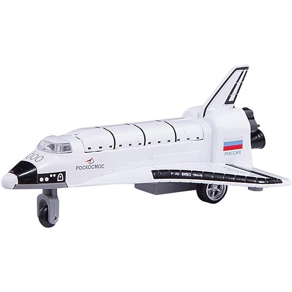 Шаттл Технопарк, ТехнопаркСамолёты и вертолёты<br>Шаттл Технопарк, Технопарк<br><br>Характеристика:<br><br>-Размер : 12х3,5 см<br>-Вес: 0,15 кг<br>-Для мальчиков<br>-Возраст: от 3 лет<br>-Материал: пластик<br>-Цвет: белый<br>-Марка: Технопарк<br><br>Шаттл Технопарк, Технопарк представляет собой уменьшенную версию настоящего шаттла. Он выполнен очень реалистично, отчего игра станет еще интересней и увлекательней. В процессе игры ребёнок будет развивать фантазию, воображение и моторику рук. <br><br>Шаттл Технопарк, Технопарк можно приобрести в нашем интернет-магазине.<br><br>Ширина мм: 110<br>Глубина мм: 140<br>Высота мм: 190<br>Вес г: 190<br>Возраст от месяцев: 36<br>Возраст до месяцев: 72<br>Пол: Унисекс<br>Возраст: Детский<br>SKU: 5099068