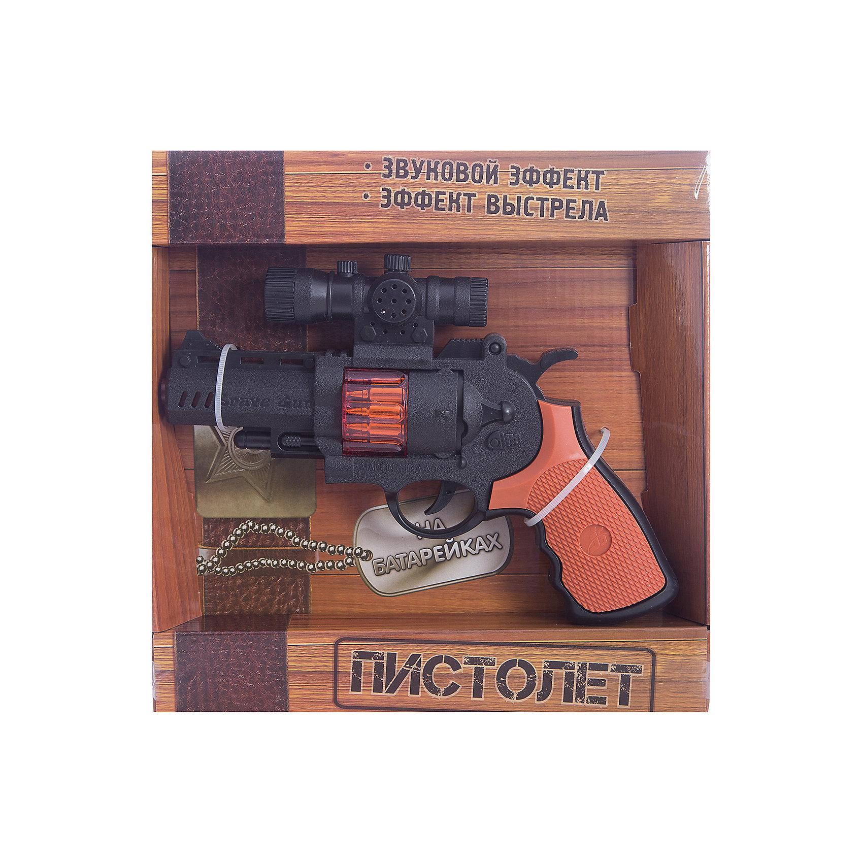 Пистолет, Играем вместеПистолет с лазерным прицелом от компании Играем Вместе- это  игрушка, которая прекрасно подойдет детям, предпочитающим активные игры. Данное игровое оружие может издавать звуки стрельбы, а также светится во время нажатия на курок. Работает от 3 батареек типа АА<br><br>Ширина мм: 40<br>Глубина мм: 230<br>Высота мм: 230<br>Вес г: 340<br>Возраст от месяцев: 36<br>Возраст до месяцев: 72<br>Пол: Мужской<br>Возраст: Детский<br>SKU: 5099109