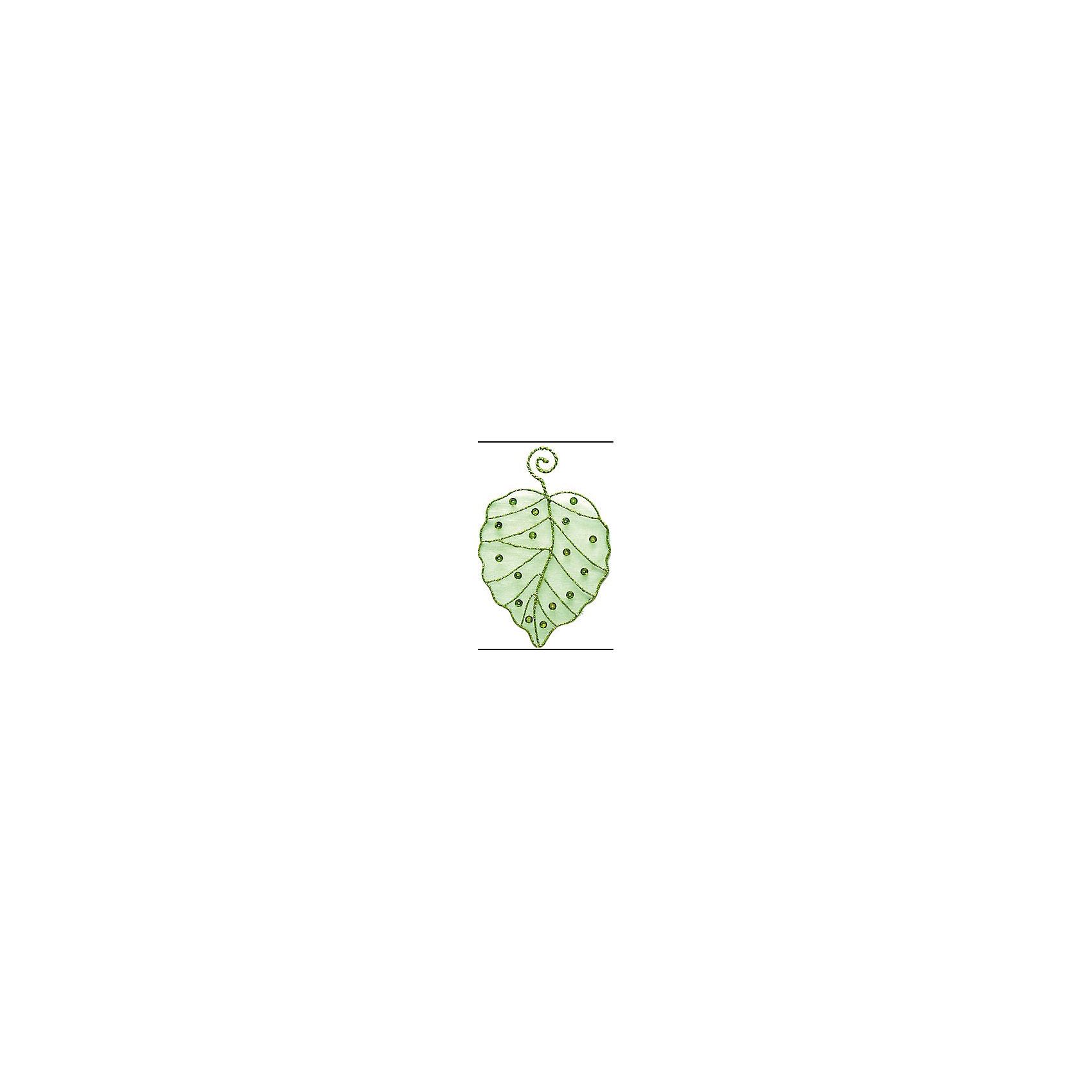 Marko Ferenzo Украшение Лист (зелёный) marko ferenzo набор желудей 3 шт grande 4 см золотой