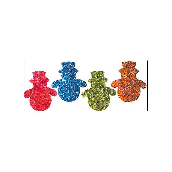 набор украшений СНЕГОВИК, 11 см, 4 шт, розов, салатов, бирюза, оранжевЁлочные игрушки<br>Новогодние  и елочные украшения, в т.ч. пластиковые шары, украшения фигурные, изображающие представителей флоры, фауны, сказочных персонажей, верхушки, бусы, ветки, бантики, гирлянды и фонарики  (без подключения к сети переменного тока), конфетти, мишура, дождик, серпантин,  панно, венки, ели, ленты декоративные<br><br>Ширина мм: 130<br>Глубина мм: 170<br>Высота мм: 30<br>Вес г: 35<br>Возраст от месяцев: 36<br>Возраст до месяцев: 2147483647<br>Пол: Унисекс<br>Возраст: Детский<br>SKU: 5101045