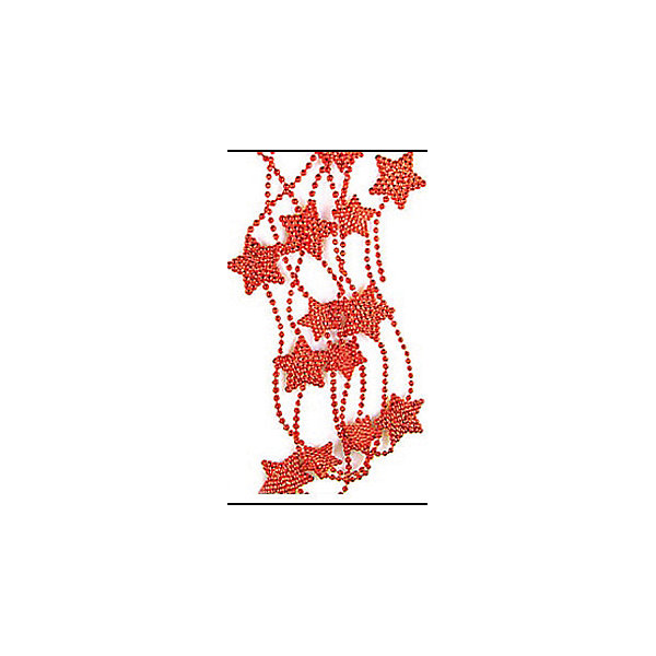 Бусы Звезда 2,5м оранжевыеНовогодняя мишура и бусы<br>Изготовлено из пластмассы. ел.укр. бусы ЗВЕЗДА бол, 2,5м оранж.<br><br>Ширина мм: 200<br>Глубина мм: 200<br>Высота мм: 10<br>Вес г: 100<br>Возраст от месяцев: 36<br>Возраст до месяцев: 2147483647<br>Пол: Унисекс<br>Возраст: Детский<br>SKU: 5101057