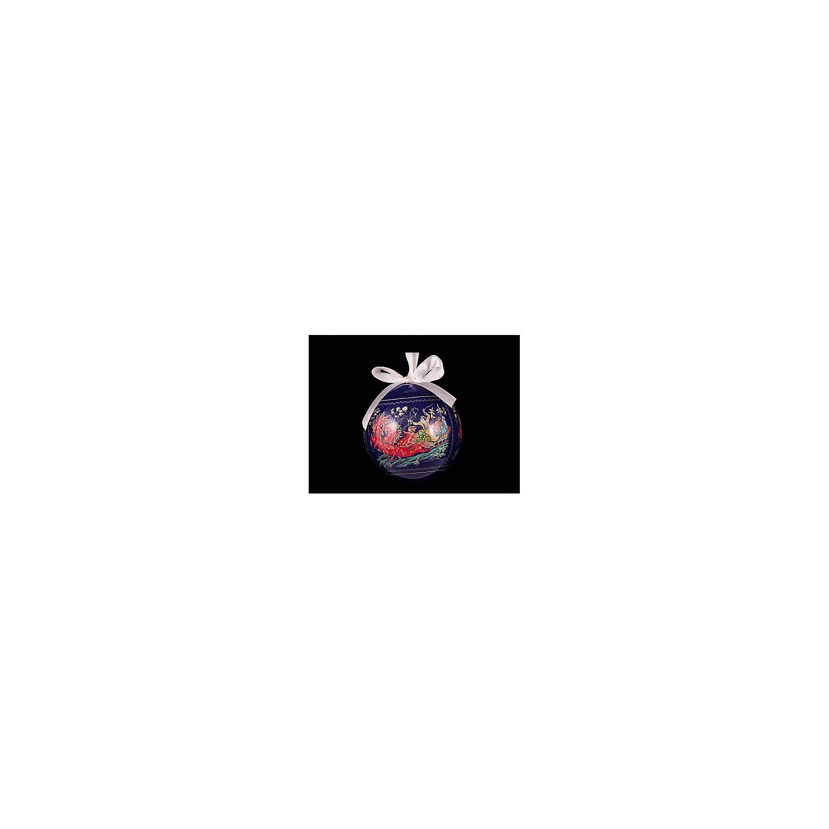 Marko Ferenzo Украшение шар Подарок 7,5 см елочное украшение носок marko ferenzo