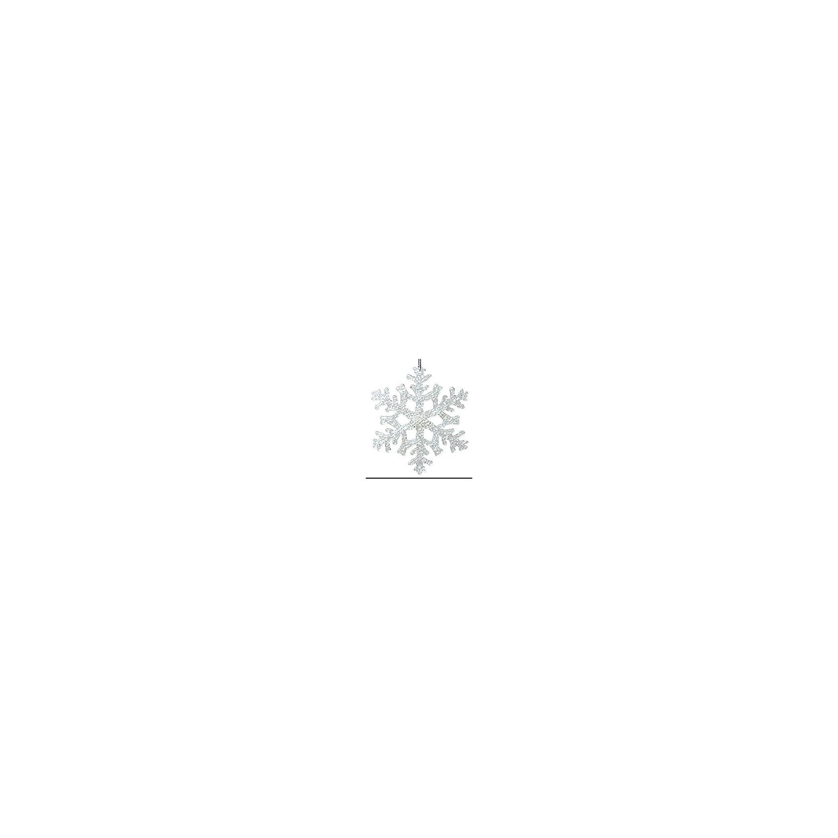 Набор снежинок 2 шт Classic white 10 смИзготовлено из пластмассы ёл. укр. набор снежинок 2шт.CLASSIC WHITE 10см<br><br>Ширина мм: 180<br>Глубина мм: 180<br>Высота мм: 5<br>Вес г: 100<br>Возраст от месяцев: 36<br>Возраст до месяцев: 2147483647<br>Пол: Унисекс<br>Возраст: Детский<br>SKU: 5101076