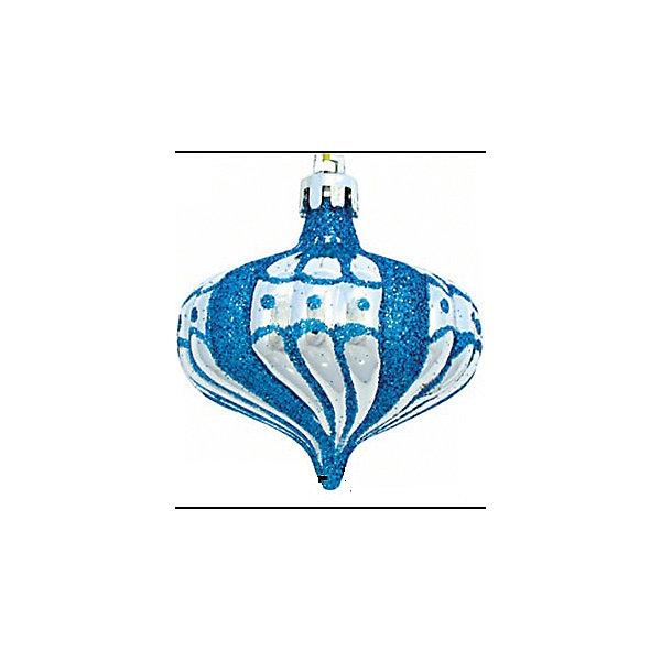 Набор Луковка 6 см, 4 шт, серебро, голубойЁлочные игрушки<br>Изготовлено из пластмассы , полимерных и текстильных материалов ёл. укр. набор ХАЙ-ТЕК луковка, 6см, 4шт, серебро, голуб<br><br>Ширина мм: 100<br>Глубина мм: 60<br>Высота мм: 100<br>Вес г: 100<br>Возраст от месяцев: 36<br>Возраст до месяцев: 2147483647<br>Пол: Унисекс<br>Возраст: Детский<br>SKU: 5101081