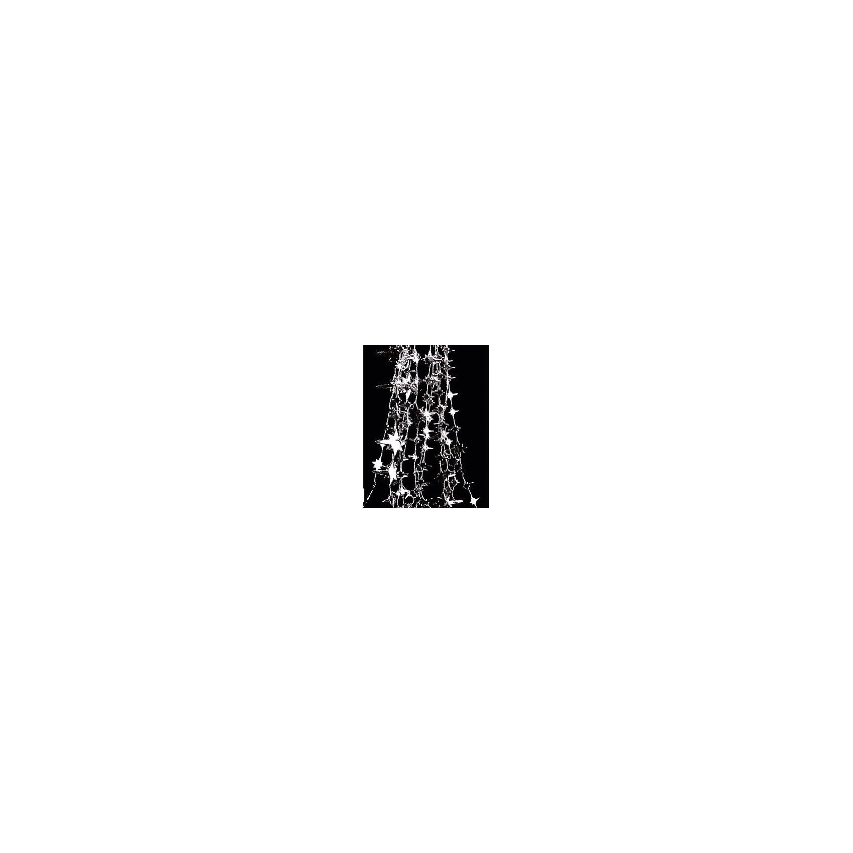 Бусы Звезды 2,7 м, сереброИзготовлено из пластмассы. ёл. укр. бусы ЗВЕЗДЫ ост, сред/мал,2,7м, серебро<br><br>Ширина мм: 120<br>Глубина мм: 10<br>Высота мм: 220<br>Вес г: 100<br>Возраст от месяцев: 36<br>Возраст до месяцев: 2147483647<br>Пол: Унисекс<br>Возраст: Детский<br>SKU: 5101093