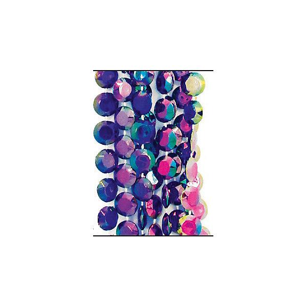 ёл. укр. бусы ДИСКИ 2,7 м, фиол/голуб перл.Новогодняя мишура и бусы<br>Характеристики:<br><br>• тип игрушки: елочное украшение;<br>• размер: 12х32х1,5 см;<br>• бренд: Marko Ferenzo;<br>• возраст: от 3 лет;<br>• вес: 78 гр;<br>• материал: пластик.<br><br>Елочное украшение бусы «ДИСКИ» с шариками станет отличным дополнением к новогодним украшениям елки или интерьера дома к праздникам. Такое украшение станет актуальным подарком, который позволит заранее подготовиться к празднованию Нового года. С помощью него ребенок сможет сам поучаствовать в подготовке к празднику и украсить дом.<br><br>Эту игрушку может использовать ребенок от трех лет. Это полупрозрачные бусы из камней фиолетового и голубого цвета. Длинна ленты – 250 см. Все элементы хорошо приклеены друг к другу качественным клеем и не оторвутся. Такую игрушку можно использовать для украшения новогодней елки или как элемент декора. Использование таких игрушек позволяет ребенку проявить свои творческие способности, пофантазировать или раскрыть талант.<br><br>Все элементы этой игрушки являются абсолютно безопасными для ребенка и изготовлены из высококачественных материалов.<br><br>Елочное украшение бусы «ДИСКИ» с шариками можно купить в нашем интернет-магазине.<br>Ширина мм: 120; Глубина мм: 320; Высота мм: 15; Вес г: 78; Возраст от месяцев: 36; Возраст до месяцев: 2147483647; Пол: Унисекс; Возраст: Детский; SKU: 5101094;
