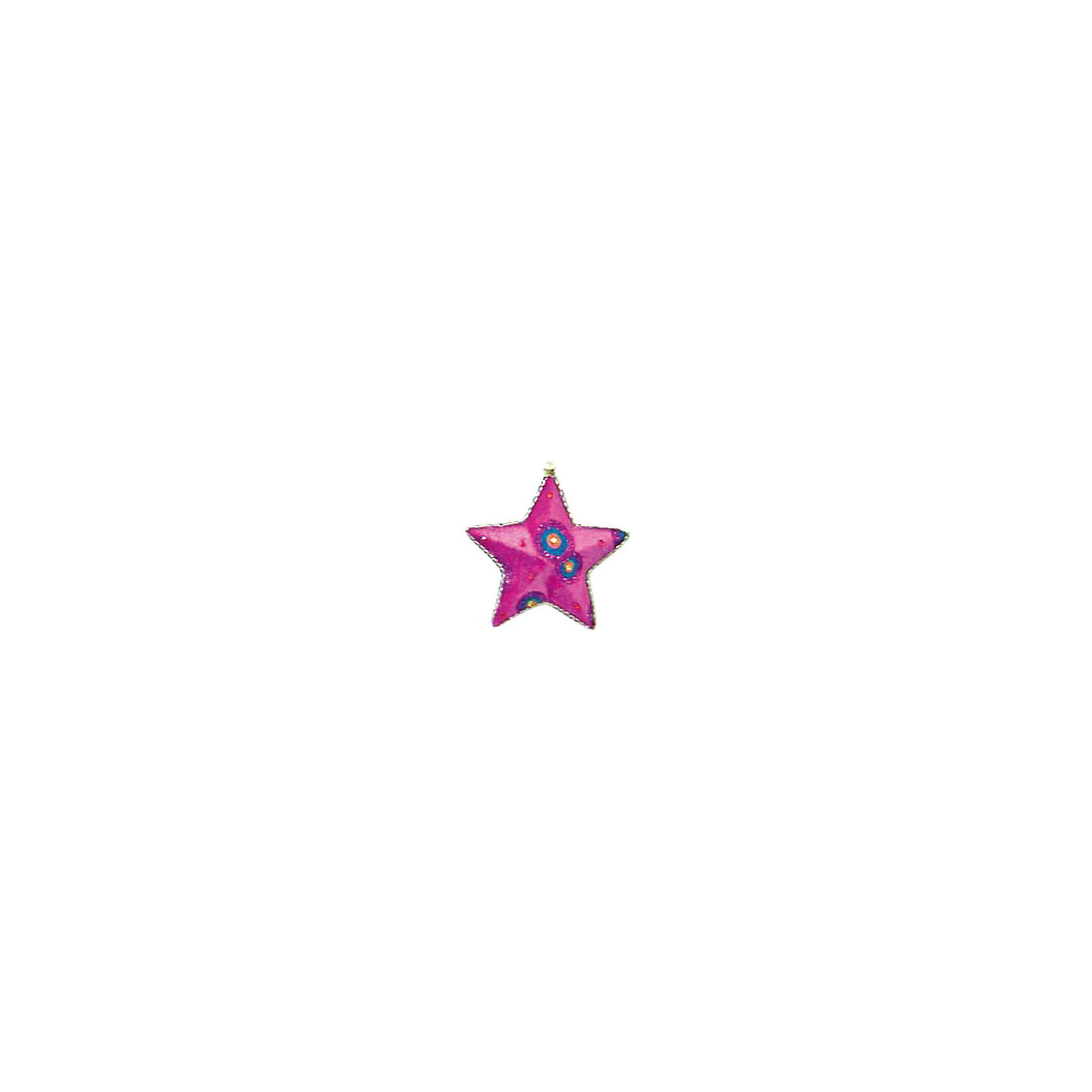 Marko Ferenzo Украшение Детская: звезда флок, 13 см