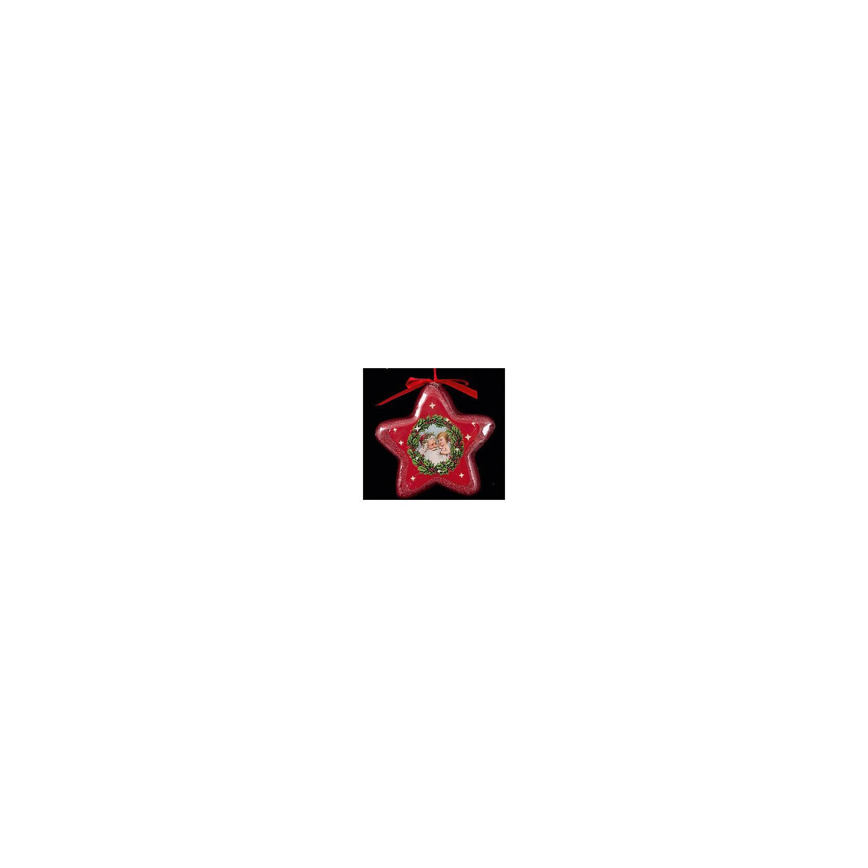ёл. укр. GRANDE звезда, 7,5см, 1шт, красный, зеленый, коричЁлочные игрушки<br>Новогодние  и елочные украшения, в т.ч. пластиковые шары, украшения фигурные, изображающие представителей флоры, фауны, сказочных персонажей, верхушки, бусы, ветки, бантики, гирлянды и фонарики  (без подключения к сети переменного тока), конфетти, мишура, дождик, серпантин,  панно, венки, ели, ленты декоративные<br><br>Ширина мм: 75<br>Глубина мм: 20<br>Высота мм: 75<br>Вес г: 35<br>Возраст от месяцев: 36<br>Возраст до месяцев: 2147483647<br>Пол: Унисекс<br>Возраст: Детский<br>SKU: 5101103