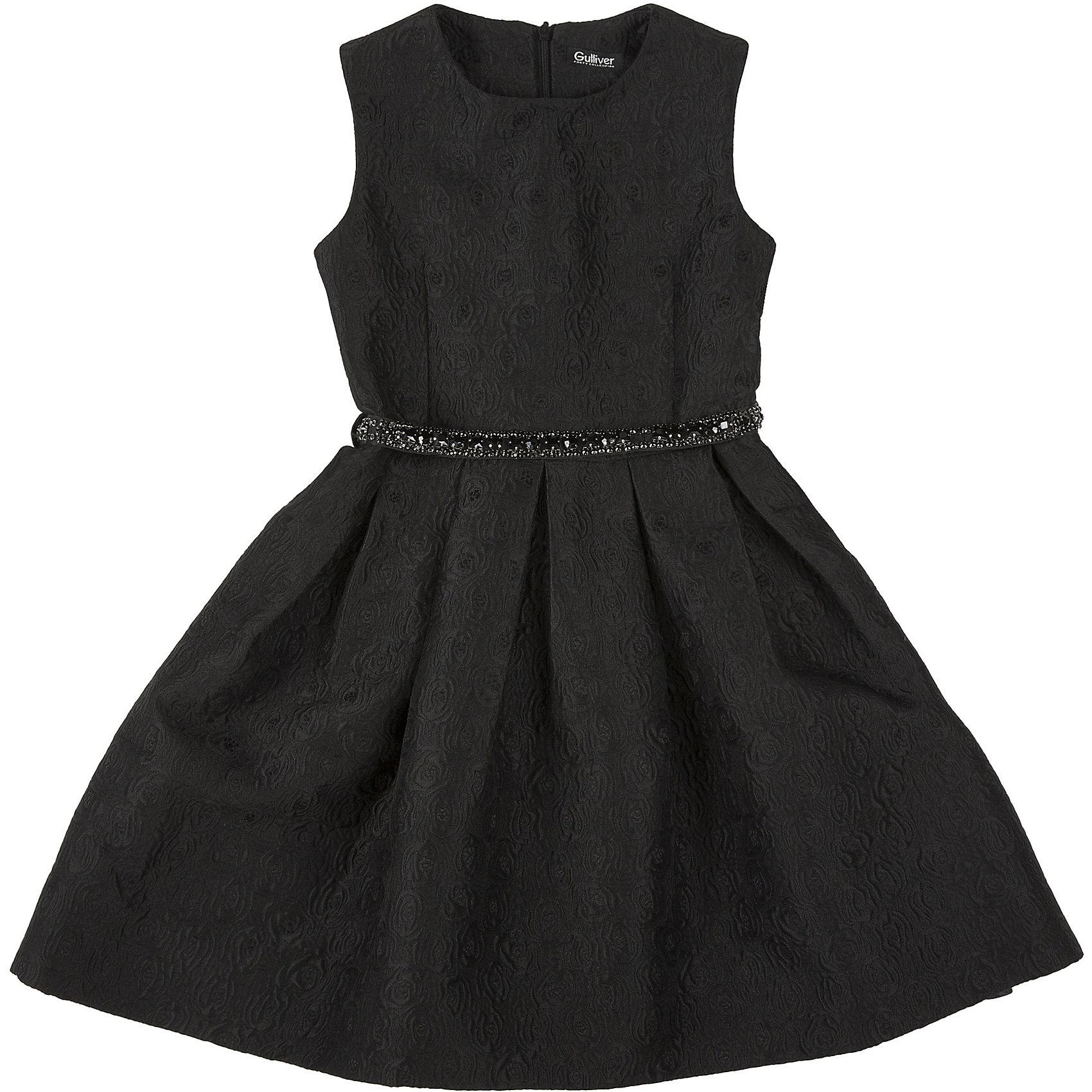 Gulliver Нарядное платье для девочки Gulliver платье gulliver gulliver gu015egbtvk5