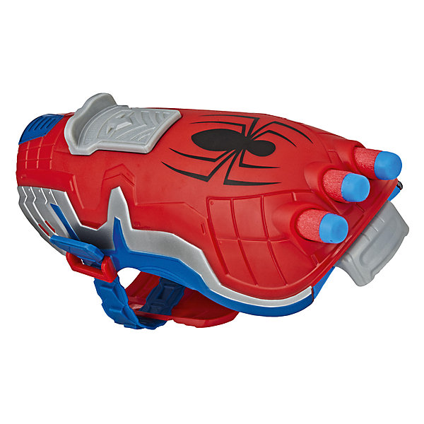 Бластер Человека паука, одевается на руку, Hasbro