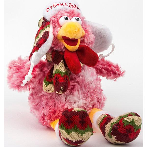 Мягкая игрушка Русский петушок 20 см, ПУФФИМягкие игрушки животные<br>Характеристики мягкой игрушки Русский петушок :<br><br>- возраст: от 3 лет<br>- пол: для мальчиков и девочек<br>- цвет: желтый и розовый <br>- материал: текстиль, искусственный мех, пластик.<br>- высота игрушки: 20 см.<br>- страна обладатель бренда: Россия.<br><br>Мягкая игрушка Русский петушок торговой марки Пуффи представляет собой симпатичного петушка, выполненного в ярких цветах. Необычный хохолок, милые пушистые крылышки, оригинальный желтый клюв и восхитительные глазки-лупешки - все это делает образ петушка еще более привлекательным. Приятный на ощупь материал игрушки не позволит малышу выпустить петушка из рук.<br><br>Мягкую игрушку Русский петушок торговой  марки Пуффи можно купить в нашем интернет-магазине.<br><br>Ширина мм: 240<br>Глубина мм: 190<br>Высота мм: 10<br>Вес г: 200<br>Возраст от месяцев: 36<br>Возраст до месяцев: 192<br>Пол: Унисекс<br>Возраст: Детский<br>SKU: 5105639
