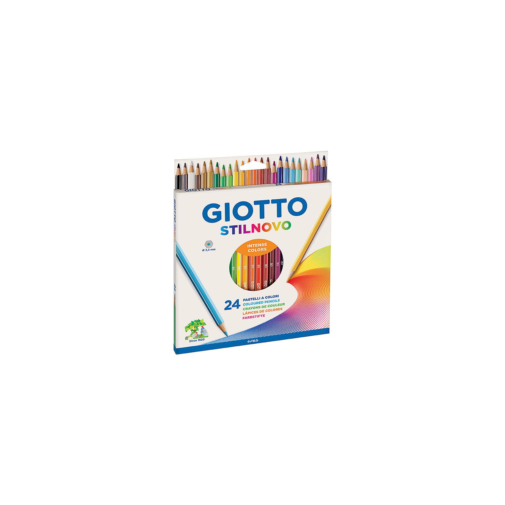 Цветные карандаши, 24 шт.Рисование<br>Цветные деревянные карандашии, 24 шт. Гексагональной формы. Изготовлены из сертифицированной древесины. Легко и экономично затачиваются, не крошатся. Толщина грифеля - 3,3 мм. Яркие насыщенные цвета, максимально мягкое рисование. На корпусе карандаша имеется место для персонализации. Идеально подходят для школы.<br><br>Ширина мм: 185<br>Глубина мм: 20<br>Высота мм: 172<br>Вес г: 160<br>Возраст от месяцев: 72<br>Возраст до месяцев: 120<br>Пол: Унисекс<br>Возраст: Детский<br>SKU: 5107784