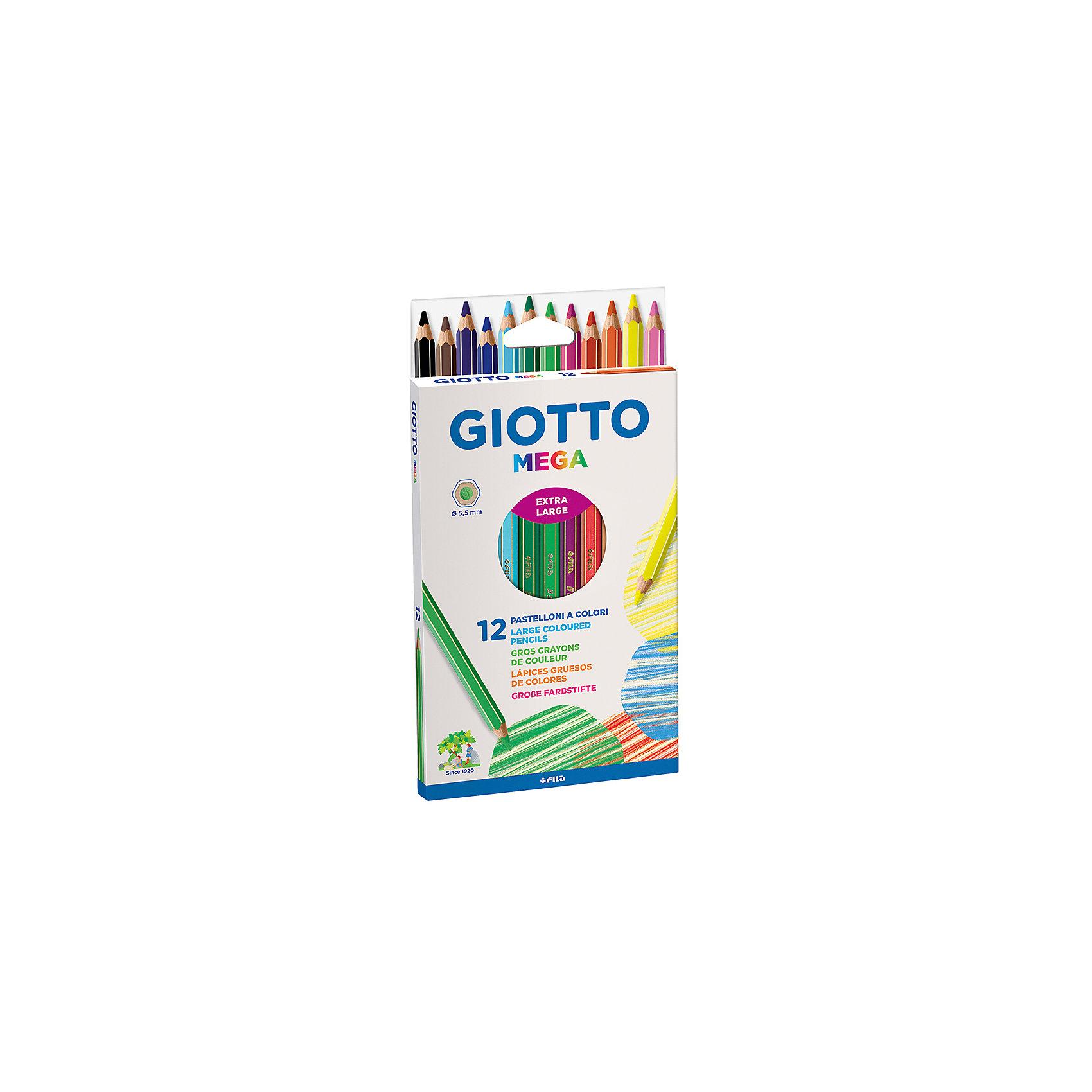 Утолщенные цветные деревянные карандаши, 12 шт.Утолщенные цветные деревянные карандаши, 12 шт. Гексагональной формы. Изготовлены из сертифицированной древесины. Легко и экономично затачиваются, не крошатся. Толщина грифеля - 5,5 мм. Яркие насыщенные цвета, максимально мягкое рисование. На корпусе карандаша имеется место для персонализации.  Идеальны для детских садов и школьников младших классов.<br><br>Ширина мм: 130<br>Глубина мм: 30<br>Высота мм: 200<br>Вес г: 150<br>Возраст от месяцев: 72<br>Возраст до месяцев: 120<br>Пол: Унисекс<br>Возраст: Детский<br>SKU: 5107795