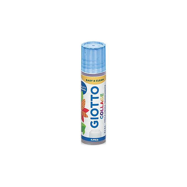 Прозрачный клей-роллер, 40 гШкольные аксессуары<br>Характеристики товара:<br><br>• масса клея: 40 грамм;<br>• вес: 50 грамм;<br>• возраст: от 3 лет.<br><br>Клей-роллер Giotto COLLAGE предназначен для склеивания картона и бумаги. Клей медленно высыхает, благодаря чему ребенок всегда сможет вовремя исправить элементы поделки или аппликации. Giotto COLLAGE наносится дозированно. Клей не имеет запаха, не содержит токсичных компонентов и хорошо счищается с рук.<br><br>Giotto (Джотто) COLLAGE Клей-роллер прозрачный 40гр можно купить в нашем интернет-магазине.<br><br>Ширина мм: 30<br>Глубина мм: 100<br>Высота мм: 100<br>Вес г: 68<br>Возраст от месяцев: 72<br>Возраст до месяцев: 120<br>Пол: Унисекс<br>Возраст: Детский<br>SKU: 5107831