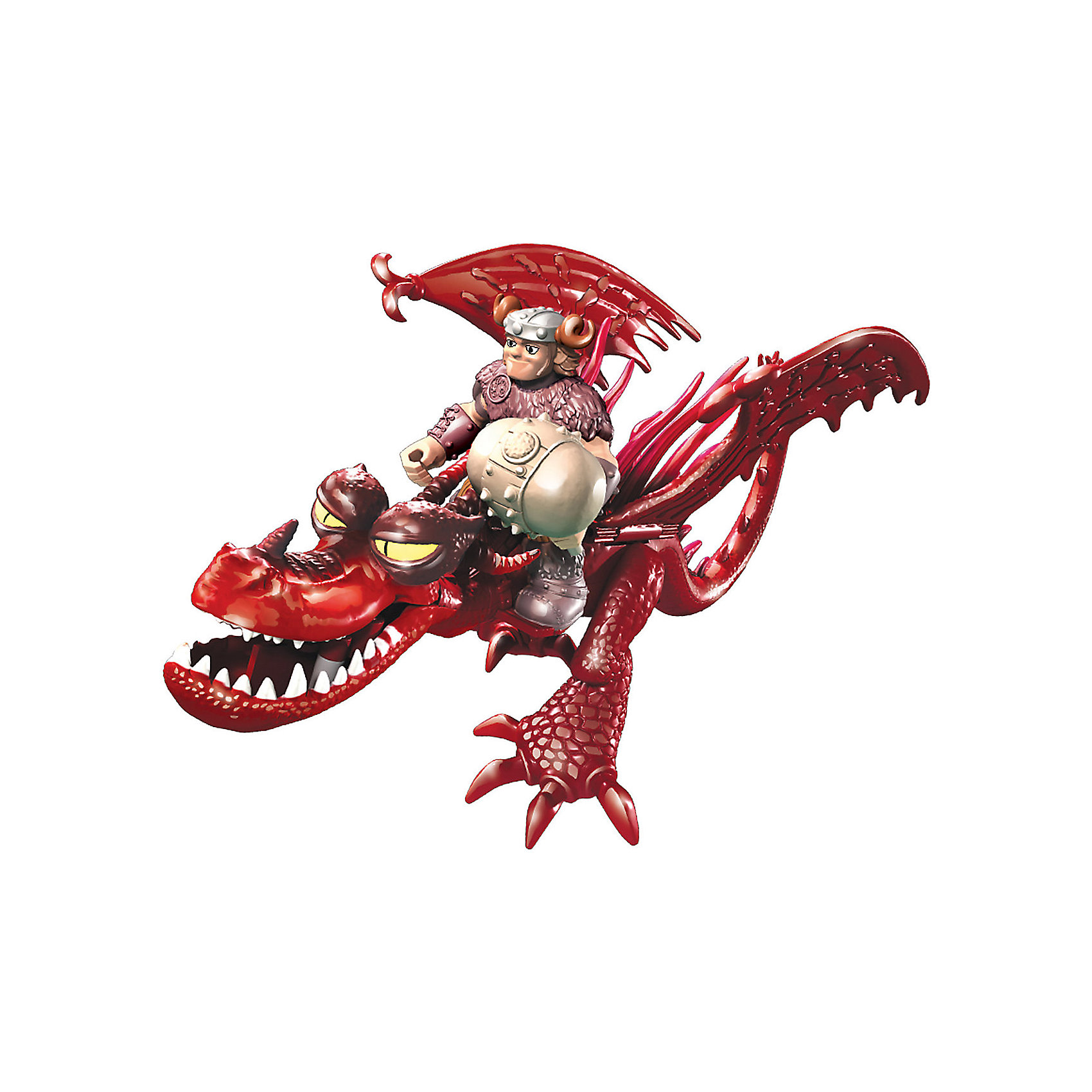 Spin Master Набор Сморкала и всадник, Как приручить дракона, Spin Master spin master большой автомобиль спасателей погрузчик рокки щенячий патруль