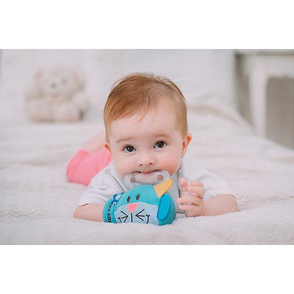 Рукавичка с прорезывателем Салли, Roxy-KidsПустышки<br>Характеристика:<br><br>- Материал: хлопок.<br>- Возраст: от 4 месяцев.<br>- В комплекте: рукавичка-игрушка, съемный прорезыватель и рукавичка-антицарапка.<br><br>Такая красивая рукавичка надежно защитит нежную кожу ребенка от рефлекторных движений рук и пальцев, предотвращает появление царапин на лице. А еще, рукавичка поможет избавиться от привычек сосать руки или палец, что немаловажно для гармоничного развития ребенка в будущем!<br><br>Рукавичку с прорезователем Салли от Roxy-Kids, можно купить в нашем магазине.<br><br>Ширина мм: 130<br>Глубина мм: 110<br>Высота мм: 40<br>Вес г: 70<br>Возраст от месяцев: 0<br>Возраст до месяцев: 12<br>Пол: Унисекс<br>Возраст: Детский<br>SKU: 5111425