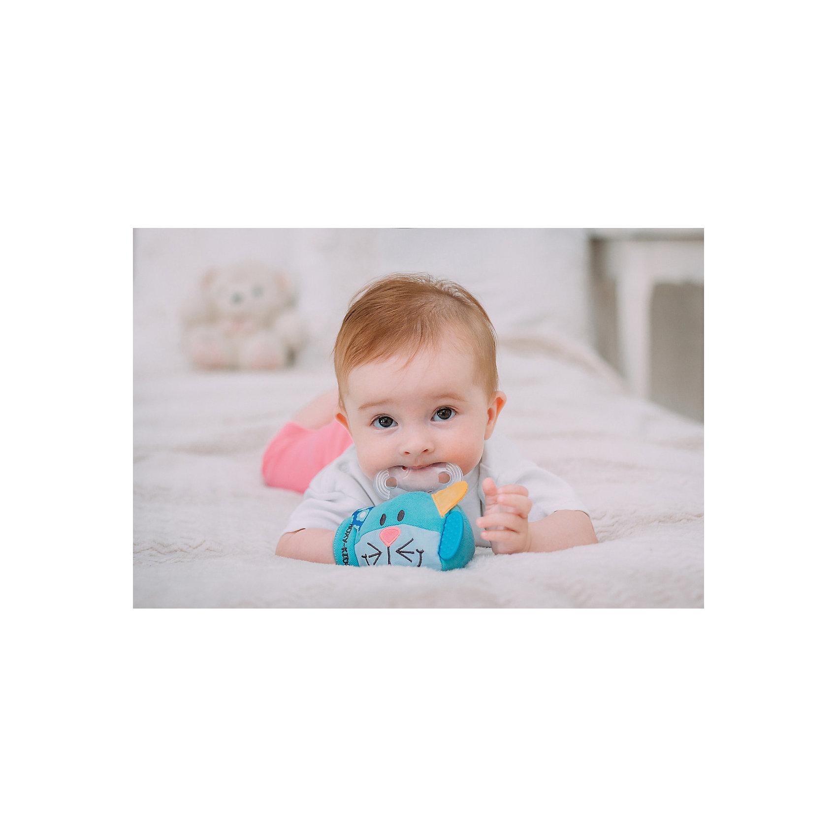 Рукавичка с прорезывателем Салли, Roxy-KidsПрорезыватели<br>Характеристика:<br><br>- Материал: хлопок.<br>- Возраст: от 4 месяцев.<br>- В комплекте: рукавичка-игрушка, съемный прорезыватель и рукавичка-антицарапка.<br><br>Такая красивая рукавичка надежно защитит нежную кожу ребенка от рефлекторных движений рук и пальцев, предотвращает появление царапин на лице. А еще, рукавичка поможет избавиться от привычек сосать руки или палец, что немаловажно для гармоничного развития ребенка в будущем!<br><br>Рукавичку с прорезователем Салли от Roxy-Kids, можно купить в нашем магазине.<br><br>Ширина мм: 130<br>Глубина мм: 110<br>Высота мм: 40<br>Вес г: 70<br>Возраст от месяцев: 0<br>Возраст до месяцев: 12<br>Пол: Унисекс<br>Возраст: Детский<br>SKU: 5111425