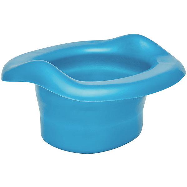 Универсальная вкладка для дорожных горшков, Roxy-Kids, голубойДетские горшки<br>Характеристика: <br><br>-Возраст: от 12 месяцев. ( до 25 кг.)<br>- Материал: термоэластопласт.<br>- Цвет: голубой.<br><br>Прекрасная вкладка для дорожных горшков, ее удобно брать в дорогу и использовать в любом помещении как альтернативу сменным пакетам. Устанавливается вкладка быстро и просто - поверх сиденья любого дорожного горшка. Вкладка достаточно глубокая и широкая, чтобы обеспечить комфортную посадку. Легко вынимается и быстро моется.<br><br>Универсальную вкладку для дорожных горшков в голубом цвете, от Roxy-Kids, можно купить в нашем магазине.<br><br>Ширина мм: 236<br>Глубина мм: 220<br>Высота мм: 60<br>Вес г: 158<br>Возраст от месяцев: 12<br>Возраст до месяцев: 36<br>Пол: Унисекс<br>Возраст: Детский<br>SKU: 5111439