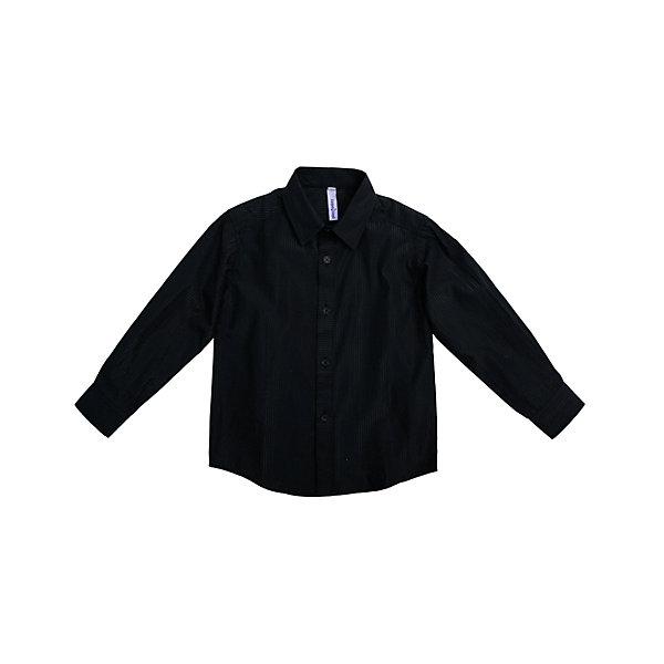 Рубашка для мальчика PlayTodayОдежда<br>Рубашка для мальчика от известного бренда PlayToday.<br>Лаконичная черная сорочка. <br><br>Классическая модель: отложной воротник, аккуратные рукава с усеченными углами, полупрозрачные пуговицы. Полоски из люрексной нити придают легкий мерцающий эффект. Украшена маленькой вышивкой.<br>Состав:<br>60% полиэстер, 40% хлопок<br><br>Ширина мм: 174<br>Глубина мм: 10<br>Высота мм: 169<br>Вес г: 157<br>Цвет: черный<br>Возраст от месяцев: 24<br>Возраст до месяцев: 36<br>Пол: Мужской<br>Возраст: Детский<br>Размер: 98,104,128,110,116,122<br>SKU: 5113934
