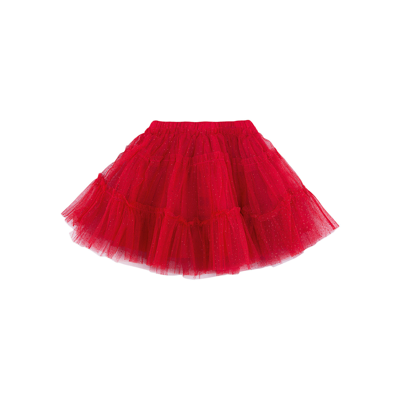 Юбка для девочки PlayTodayЮбки<br>Юбка для девочки от известного бренда PlayToday.<br>Пышная юбка-пачка.<br><br>Выполнена из легкого сетчатого материала. Хлопковая подкладка обеспечивает максимальное удобство, пояс на мягкой резинке. Украшена россыпью сверкающих блесток.<br>Состав:<br>Верх: 100% полиэстер, Подкладка: 100% хлопок<br><br>Ширина мм: 207<br>Глубина мм: 10<br>Высота мм: 189<br>Вес г: 183<br>Цвет: красный<br>Возраст от месяцев: 72<br>Возраст до месяцев: 84<br>Пол: Женский<br>Возраст: Детский<br>Размер: 122,104,128,116,98,110<br>SKU: 5114001