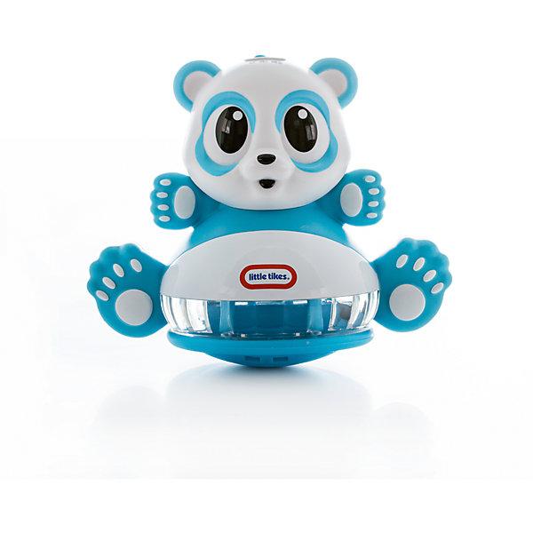 Развивающая неваляшка Панда со световыми эффектами, Little TikesЮлы, неваляшки<br>Характеристики товара:<br><br>- цвет: разноцветный;<br>- материал: пластик; <br>- габариты упаковки: 16х21х12 см;<br>- вес: 475 г;<br>- возраст: 6+ месяцев.<br><br>Интерактивные игрушки – прекрасный помощник при развитии малыша. При раскачивании неваляшки малыш услышит разные звуки, которые будут меняться при изменении траектории движения неваляшки. В панде встроено 6 веселых мелодий. Игрушка развлечет малыша и познакомит ребенка с причинно-следственной связью. Материалы, использованные при изготовлении изделия, абсолютно безопасны и полностью отвечают международным требованиям по качеству детских товаров.<br><br>Игрушку Развивающая неваляшка Панда со световыми эффектами от бренда Little Tikes можно купить в нашем интернет-магазине.<br>Ширина мм: 180; Глубина мм: 210; Высота мм: 120; Вес г: 475; Возраст от месяцев: 6; Возраст до месяцев: 2147483647; Пол: Унисекс; Возраст: Детский; SKU: 5115462;
