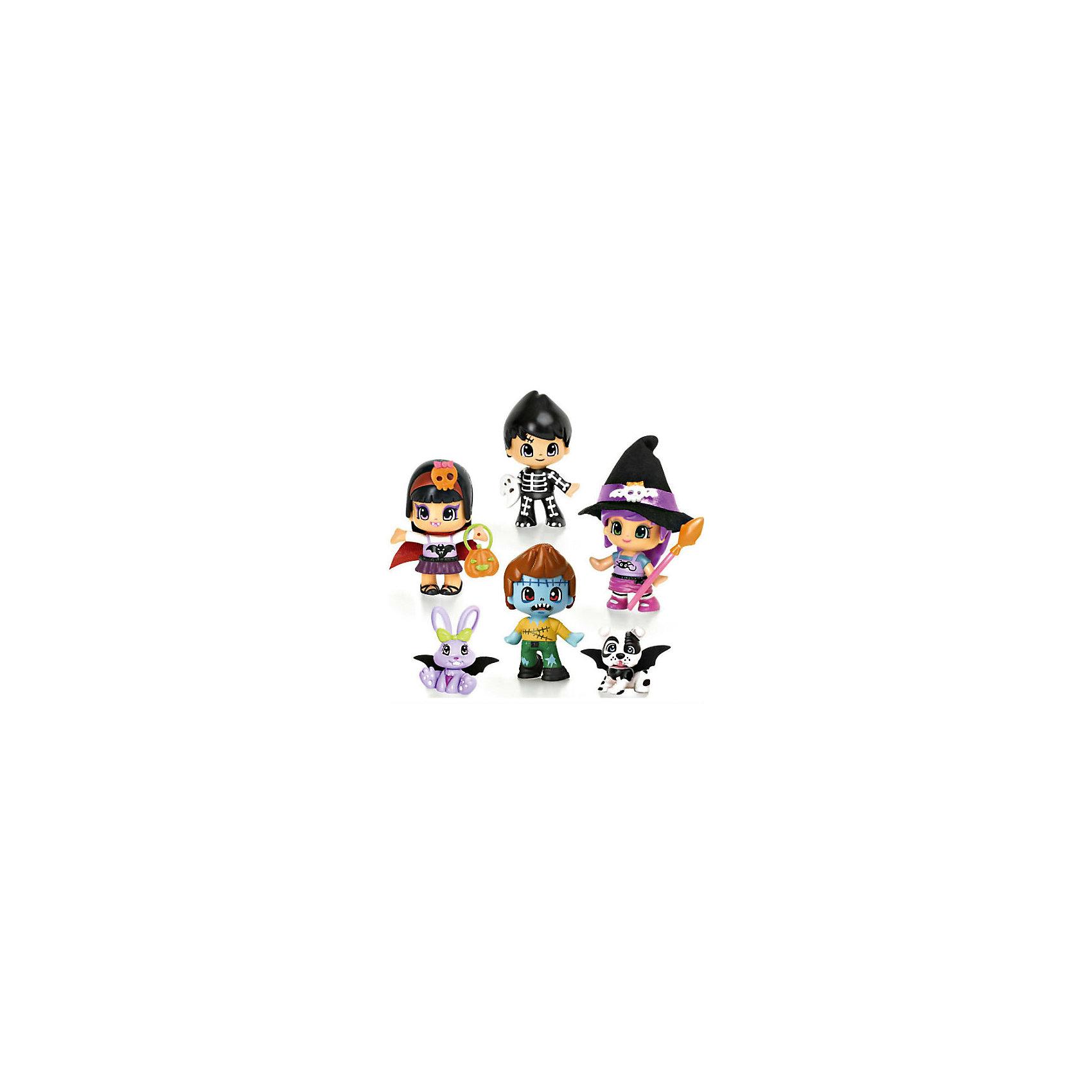 Famosa Большой игровой набор Пинипон, серия Monster, Famosa набор 2 кукол famosa пинипон чемпионы аксесс 2 в ассорт