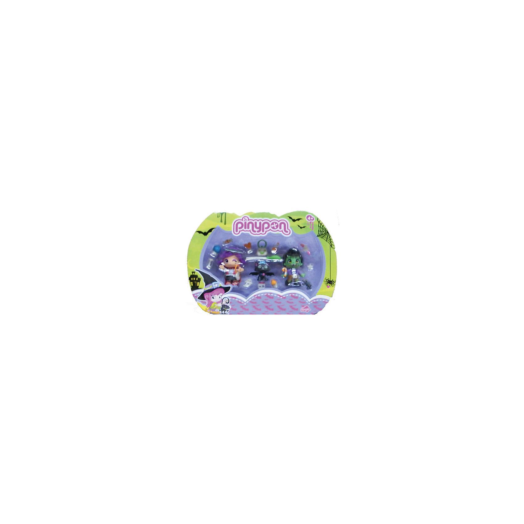 Игровой набор Пинипон, серия Monster, Famosa
