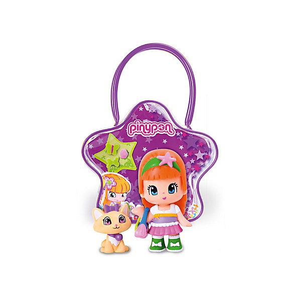 Кукла Пинипон с оранжевыми волосами с кошечкой в сумочке, FamosaКуклы<br>Кукла Пинипон с оранжевыми волосами с кошечкой в сумочке, Famosa<br><br>В набор входит:<br><br>-1 куколка<br>-питомец-кошечка<br>-аксессуары<br>-сумочка<br><br>Характеристики:<br><br>-Возраст: от 4 лет<br>-Для девочек<br>-Высота куклы: 7 см<br>-Материал: пластик<br>-Марка: Famosa(Фамоса)<br><br>С куклой Пинипон с оранжевыми волосами с кошечкой в сумочке, Famosa игры станут ещё интереснее, ведь у нее есть свой питомец-кошечка. Благодаря аксессуарам, девочка сможет заплести яркие волосы куклы.<br>Ребёнок легко сможет поместить игрушки в маленькую сумочку и сможет играть с ними не только дома. Все изделия изготовлены из качественного материала, поэтому абсолютно безопасны для детей.<br><br>Кукла Пинипон с оранжевыми волосами с кошечкой в сумочке, Famosa можно приобрести в нашем интернет-магазине.<br>Ширина мм: 220; Глубина мм: 50; Высота мм: 180; Вес г: 188; Возраст от месяцев: 48; Возраст до месяцев: 120; Пол: Женский; Возраст: Детский; SKU: 5115718;