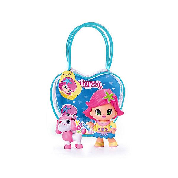 Кукла Пинипон с розовыми волосами с собачкой в сумочке, FamosaКуклы<br>Кукла Пинипон с розовыми волосами с собачкой в сумочке, Famosa<br><br>В набор входит:<br><br>-1 куколка<br>-питомец-собачка<br>-аксессуары<br>-сумочка<br><br>Характеристики:<br><br>-Возраст: от 4 лет<br>-Для девочек<br>-Высота куклы: 7 см<br>-Материал: пластик<br>-Марка: Famosa(Фамоса)<br><br>Кукла Пинипон с розовыми волосами с собачкой в сумочке, Famosa сделает игры ещё интереснее, ведь у нее есть свой питомец-собачка и множество аксессуаров для ее преображения. <br>Ребёнок легко сможет поместить игрушки в маленькую сумочку и сможет играть с ними не только дома. Все изделия изготовлены из качественного материала, поэтому абсолютно безопасны для детей.<br><br>Кукла Пинипон с розовыми волосами с собачкой в сумочке, Famosa можно приобрести в нашем интернет-магазине.<br>Ширина мм: 220; Глубина мм: 50; Высота мм: 180; Вес г: 188; Возраст от месяцев: 48; Возраст до месяцев: 120; Пол: Женский; Возраст: Детский; SKU: 5115719;