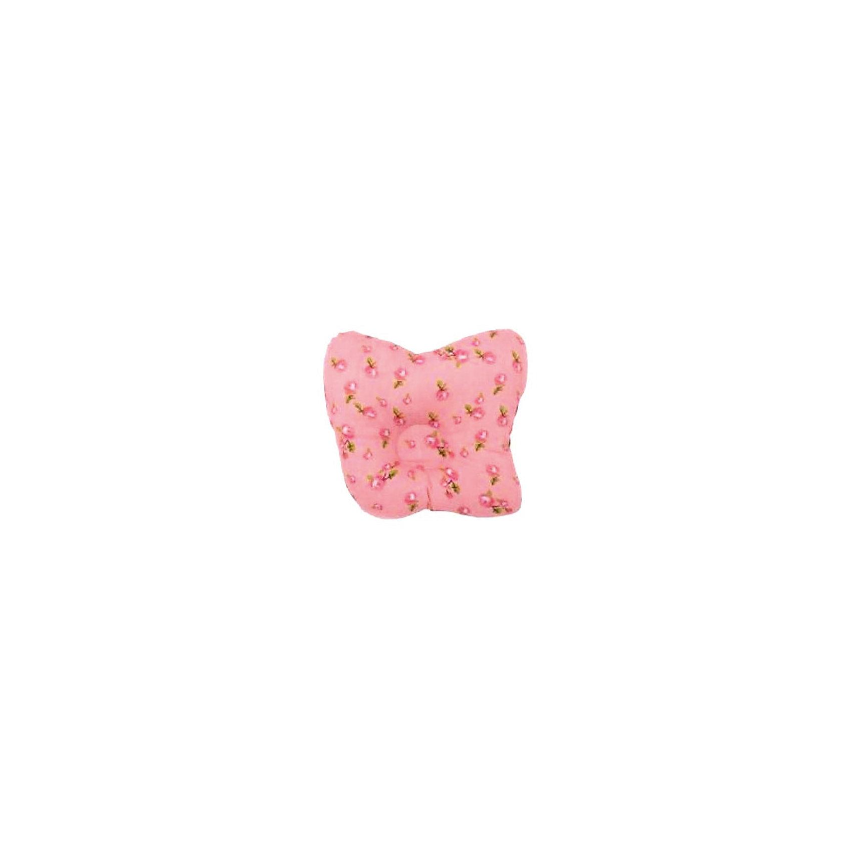 Подушка анатомическая Гусиная лапка, Leader Kids, розовый, бязьПодушка анатомическая Гусиная лапка, Leader kids, розовый, бязь ? подушка предназначена для новорожденных. Имеет анатомическую форму с ортопедическими свойствами. Подушка выполнена в форме бабочки, в середине имеется углубление, такая форма позволяет снизить нагрузку на шейный отдел младенца. Верх подушки изготовлен из прочной бязи, в качестве наполнителя использован полиэстер, который обладает высокими гипоаллергенными свойствами. Изделие долгое время сохраняет форму, достаточно легкое в уходе. <br>Подушка анатомическая Гусиная лапка, Leader kids, розовый, бязь обеспечит ребенку не только крепкий и здоровый сон, но и послужит профилактикой развития кривошеи. Подушки от Leader kids ? это удобство, комфорт и безопасность для вашего ребенка!<br><br>Дополнительная информация:<br><br>- Предназначение: для отдыха, для сна<br>- Материал: бязь, 100% хлопок<br>- Наполнитель: полиэстер<br>- Цвет: розовый<br>- Размеры (Д*Ш*В): 25*25*30 см<br>- Вес: 200 г<br>- Особенности ухода: разрешается стирка при температуре не более 40 градусов<br><br>Подробнее:<br><br>• Для детей в возрасте от 0 месяцев и до 3 лет<br>• Страна производитель: Россия<br>• Торговый бренд: Leader kids<br><br>Подушка анатомическая Гусиная лапка, Leader kids, синий, бязь можно купить в нашем интернет-магазине.<br><br>Ширина мм: 250<br>Глубина мм: 25<br>Высота мм: 30<br>Вес г: 200<br>Возраст от месяцев: 0<br>Возраст до месяцев: 6<br>Пол: Женский<br>Возраст: Детский<br>SKU: 5117193