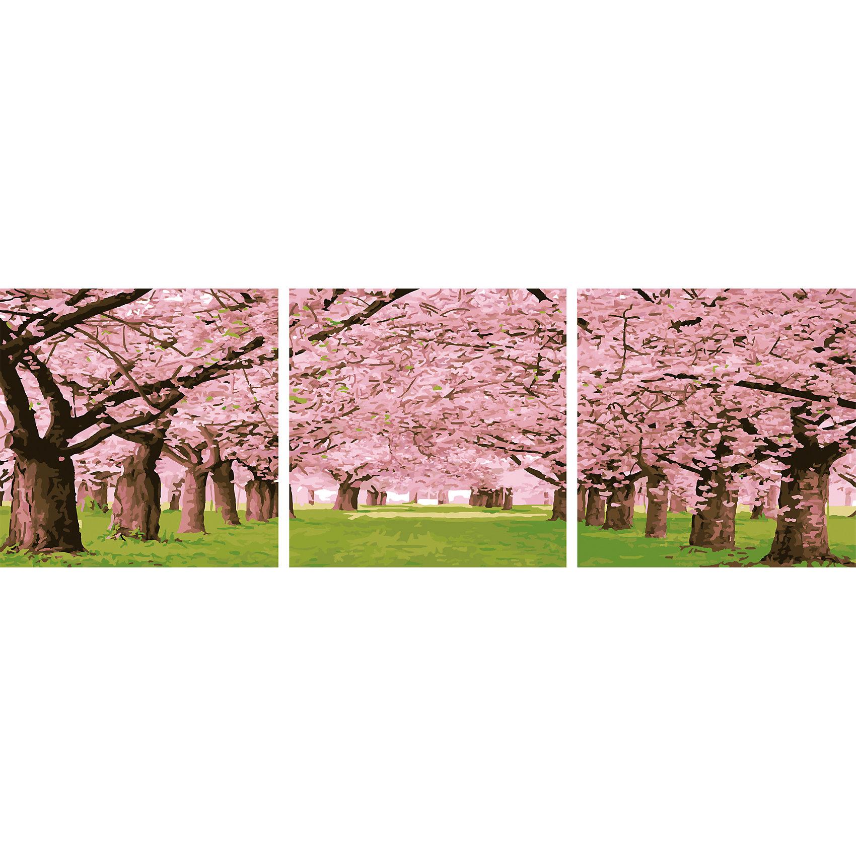 Роспись по номерам, триптих Цветущая аллея 50*50 см (3 картины в наборе)Роспись по номерам, триптих Цветущая аллея 50*50 см (3 картины в наборе)<br><br>В набор входит:<br>-3 холста с нанесенным, пронумерованным рисунком<br>-набор акриловых красок на водяной основе<br>-3 кисточки для рисования<br>-крепление для подвешивания картины<br>-запасной чистый лист<br>-инструкция<br><br>Характеристика:<br>-Размер: 50х50 см<br>-Изображение: цветущая аллея<br><br> Роспись по номерам, триптих Цветущая аллея 50*50 см (3 картины в наборе) - это интересное решение для украшения вашего интерьера. К рисованию можно приобщить и детей. Благодаря нумеровке на холсте, у ребёнка не возникнет особых затруднений, особенно с вашей помощью. Нарисовав картину, вы сможете повесить её в любое место с помощью крепления, прилагающемуся вместе с картинами. Благодаря качеству акриловых красок, ваша картина не потускнеет со временем и будет радовать вас долгое время.<br><br>Роспись по номерам, триптих Цветущая аллея 50*50 см (3 картины в наборе) можно приобрести в нашем интернет-магазине.<br><br>Ширина мм: 520<br>Глубина мм: 520<br>Высота мм: 50<br>Вес г: 900<br>Возраст от месяцев: 36<br>Возраст до месяцев: 2147483647<br>Пол: Унисекс<br>Возраст: Детский<br>SKU: 5117353