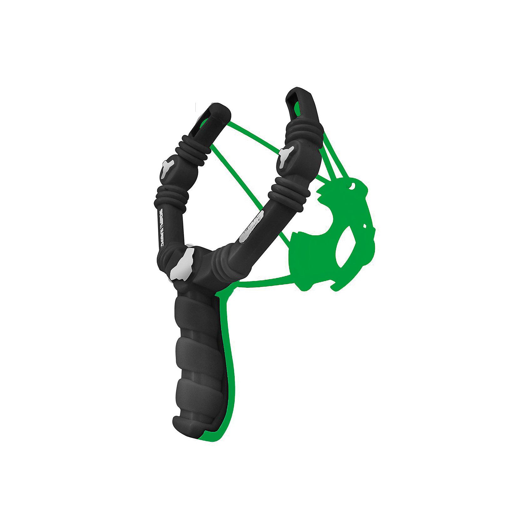 Снежкобластер Рогатка Слинг шот, Wham – oСнежкобластеры<br>Снежкобластер Слинг шот представляет собой стильную рогатку, предназначенную для зимних игр в снежки. Рогатка обладает удобной ручкой и слегка изогнутым корпусом. За счет своей формы она будет посылать снежки под углом, обеспечивая им лучшую высоту и дальность полета. Снежки помещаются в специальный отсек, который закреплен на упругих резинках. Ребенку достаточно слепить снаряд, прицелится и оттянуть резинки.<br>Снежкобластер, работающий по принципу катапульты, сам позаботится о точности траектории полета. С таким оригинальным оружием зимние перестрелки станут намного интереснее и веселее.<br><br>Снежкобластер Рогатка Слинг шот можно купить в нашем интернет-магазине.<br><br>Ширина мм: 300<br>Глубина мм: 20<br>Высота мм: 450<br>Вес г: 400<br>Возраст от месяцев: 72<br>Возраст до месяцев: 168<br>Пол: Мужской<br>Возраст: Детский<br>SKU: 5119508
