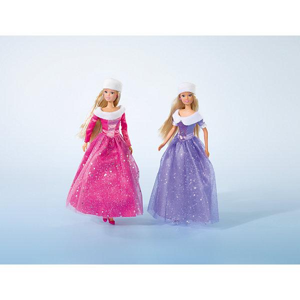 Кукла Штеффи в блестящем зимнем наряде, 29 см, SimbaКуклы<br>Характеристики товара:<br><br>- цвет: разноцветный;<br>- материал: пластик;<br>- возраст: от трех лет;<br>- комплектация: кукла, одежда;<br>- высота куклы: 29 см.<br><br>Эта симпатичная кукла Штеффи от известного бренда не оставит девочку равнодушной! Какая девочка сможет отказаться поиграть с куклой в таком шикарном наряде?! В набор входят аксессуары и одежда для игр с куклой. Игрушка очень качественно выполнена, поэтому она станет замечательным подарком ребенку. <br>Продается набор в красивой удобной упаковке. Изделие произведено из высококачественного материала, безопасного для детей.<br><br>Куклу Штеффи в блестящем зимнем наряде, 29 см, от бренда Simba можно купить в нашем интернет-магазине.<br>Ширина мм: 50; Глубина мм: 160; Высота мм: 330; Вес г: 310; Возраст от месяцев: 36; Возраст до месяцев: 120; Пол: Женский; Возраст: Детский; SKU: 5119512;